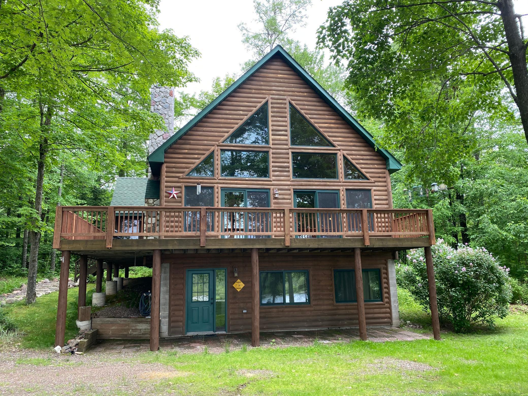 1018 Gueldners Property Photo - Exeland, WI real estate listing