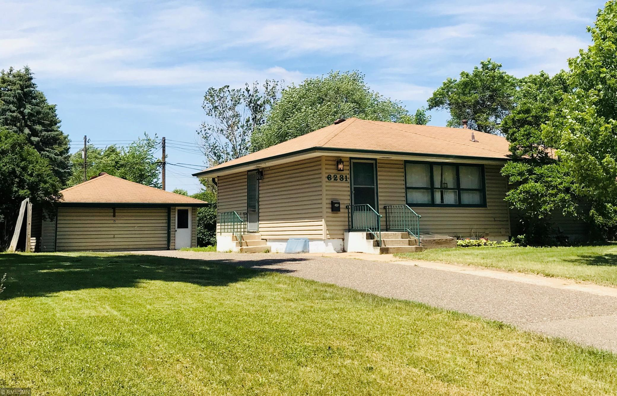 6231 France Avenue N Property Photo - Brooklyn Center, MN real estate listing