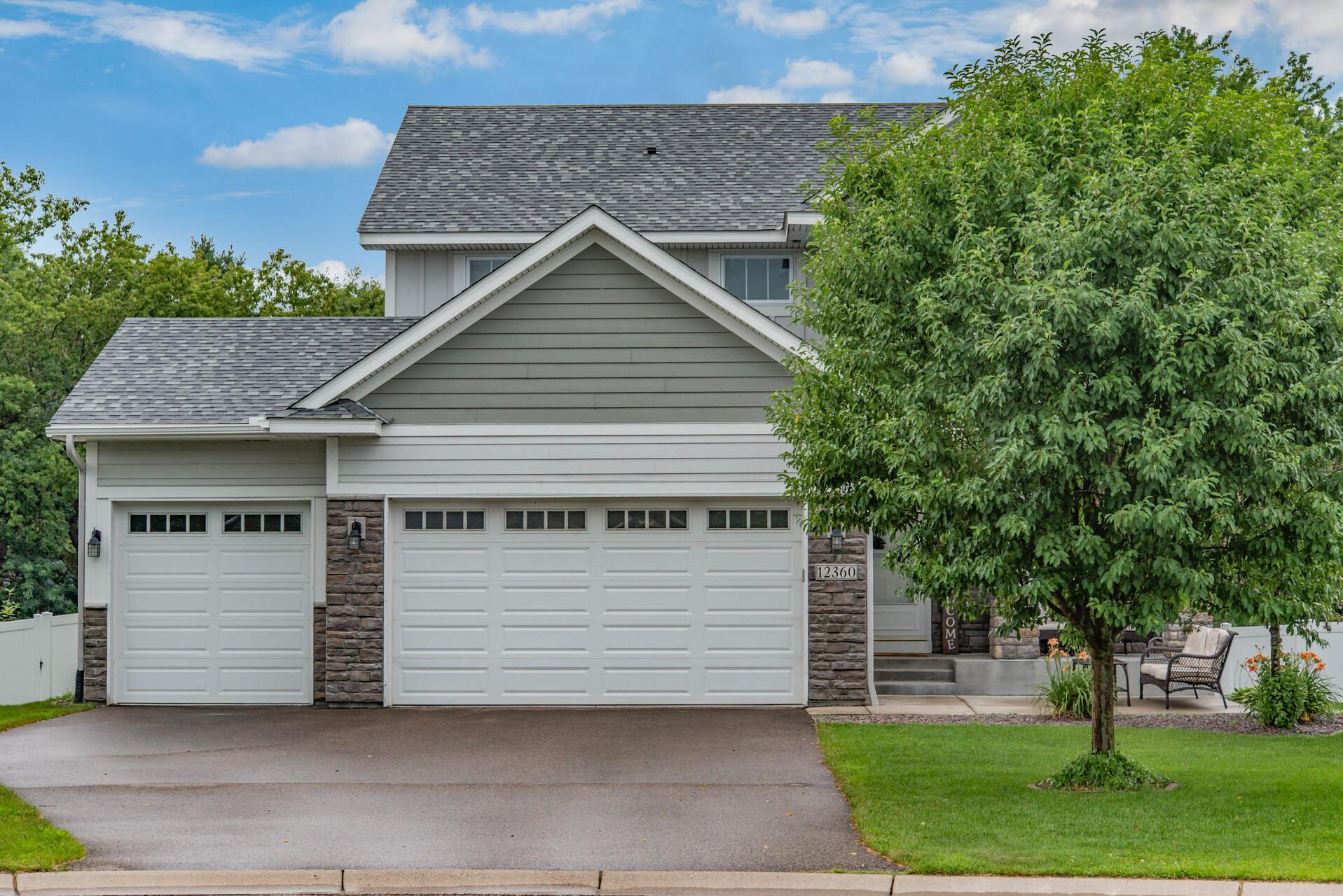 12360 Butternut NW Property Photo - Coon Rapids, MN real estate listing