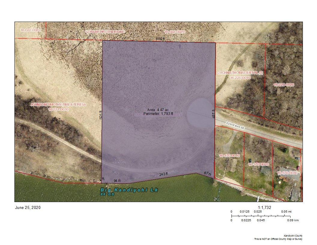 xxx 123rd Property Photo - Lake Lillian, MN real estate listing