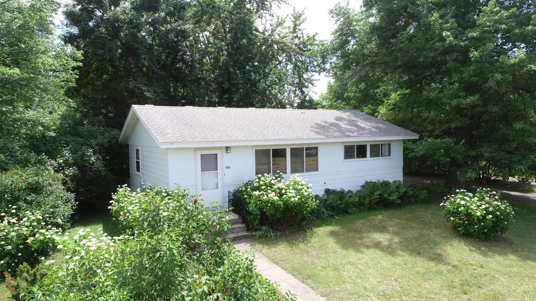 335 Wisconsin Property Photo - Grantsburg, WI real estate listing