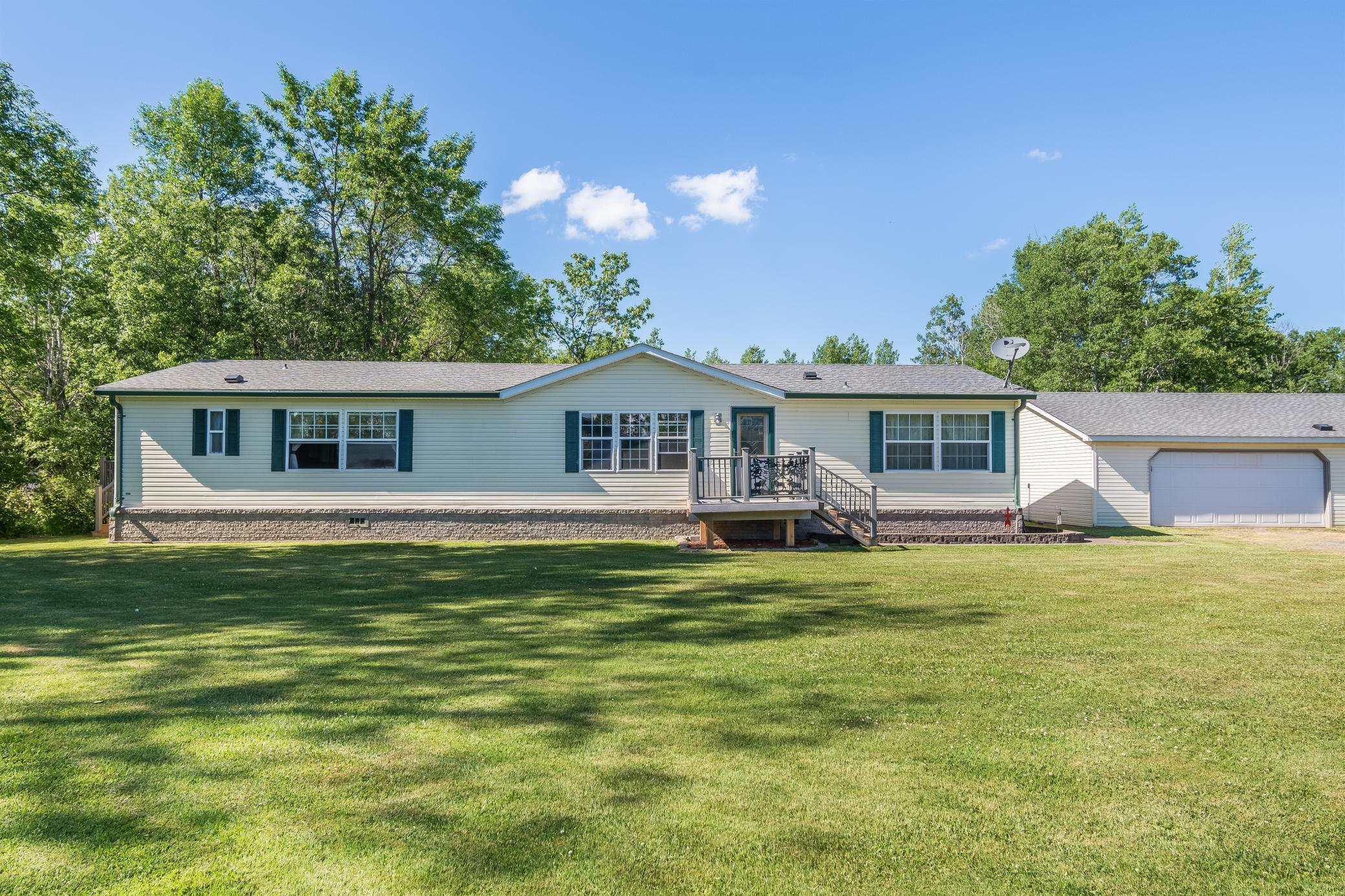 6471 E County Road C Property Photo - Parkland Twp, WI real estate listing