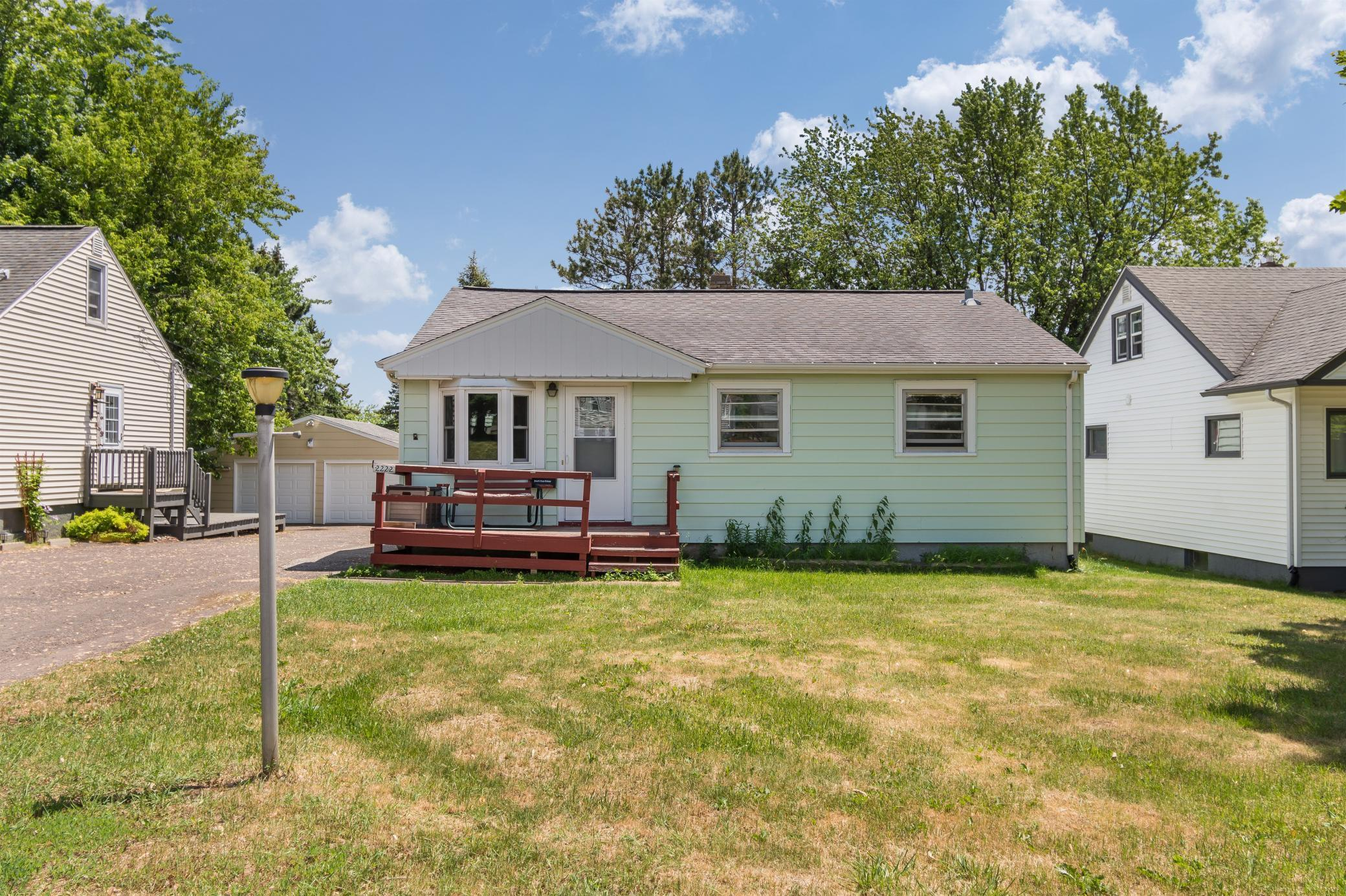 2222 W 22nd Street Property Photo - Duluth, MN real estate listing