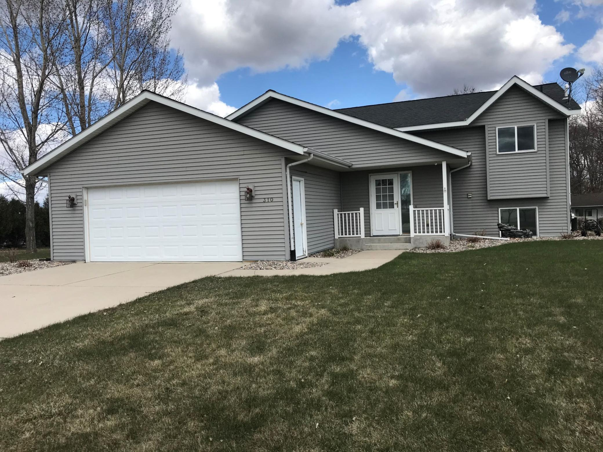 310 4th Street SW Property Photo - Clara City, MN real estate listing