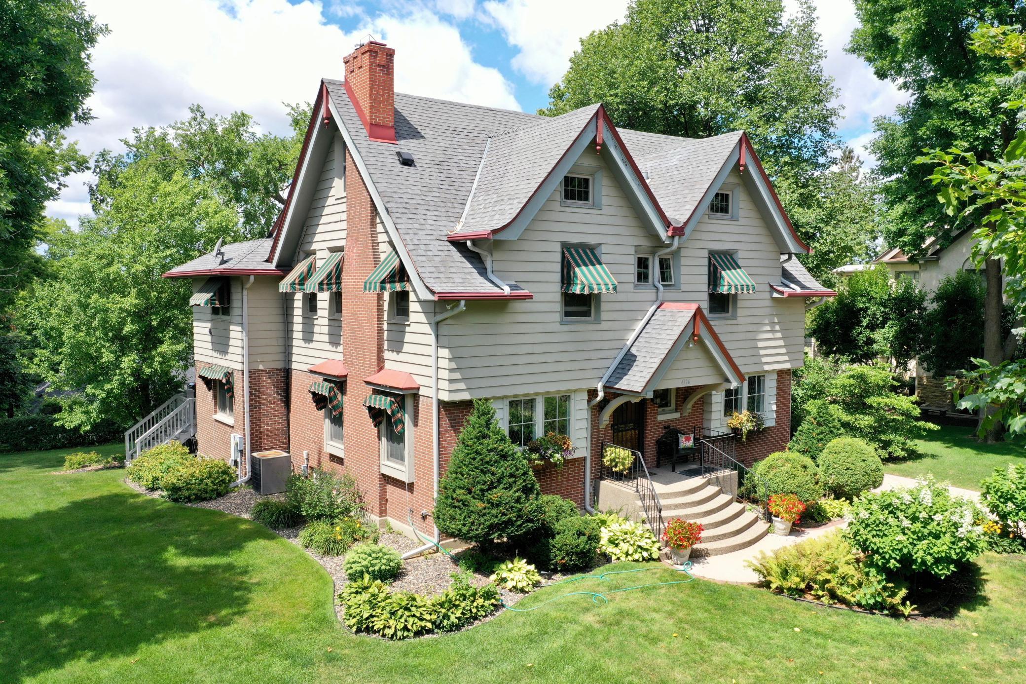4326 Fremont S Property Photo - Minneapolis, MN real estate listing