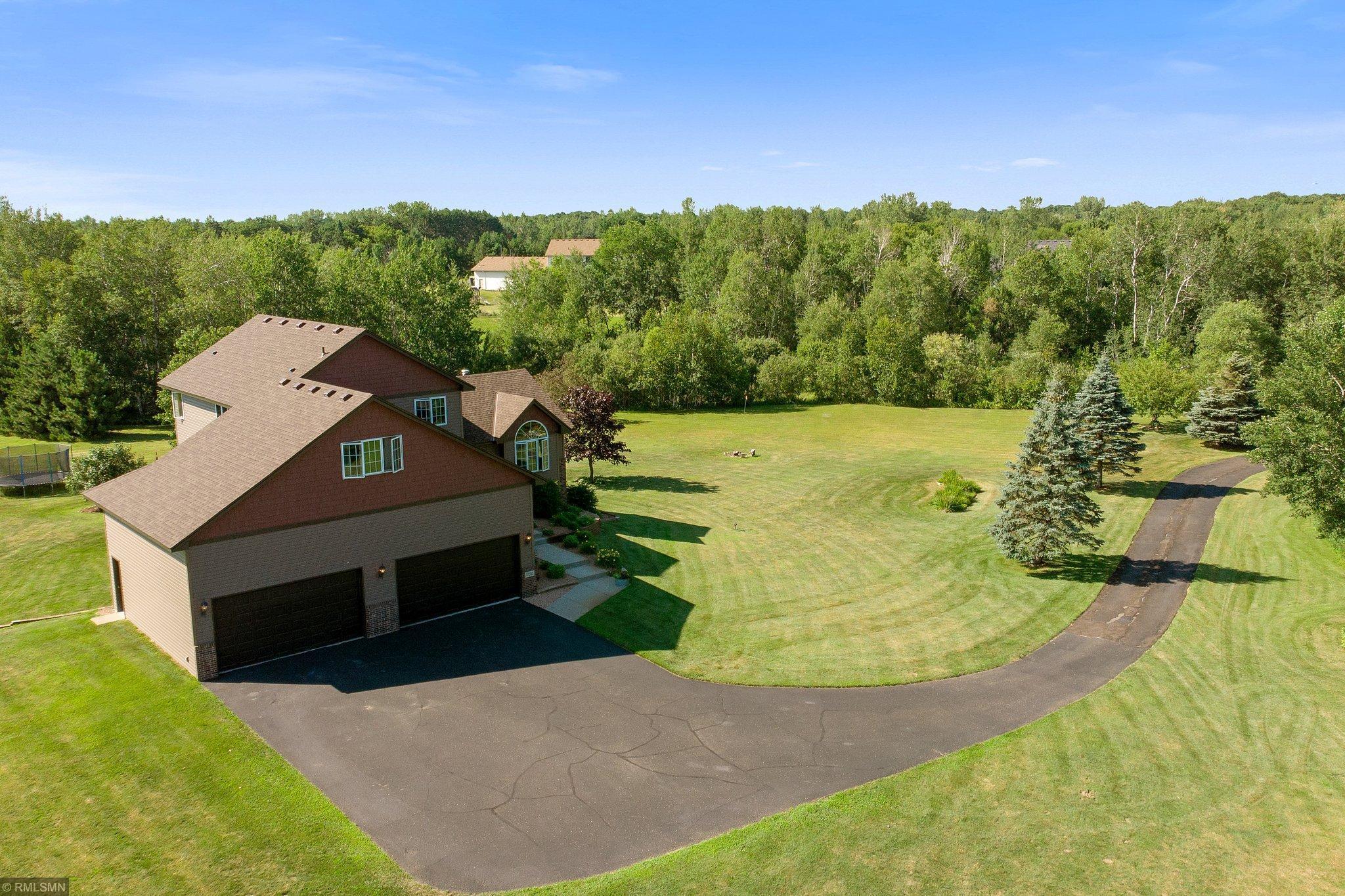17552 Potomac NE Property Photo - Columbus, MN real estate listing