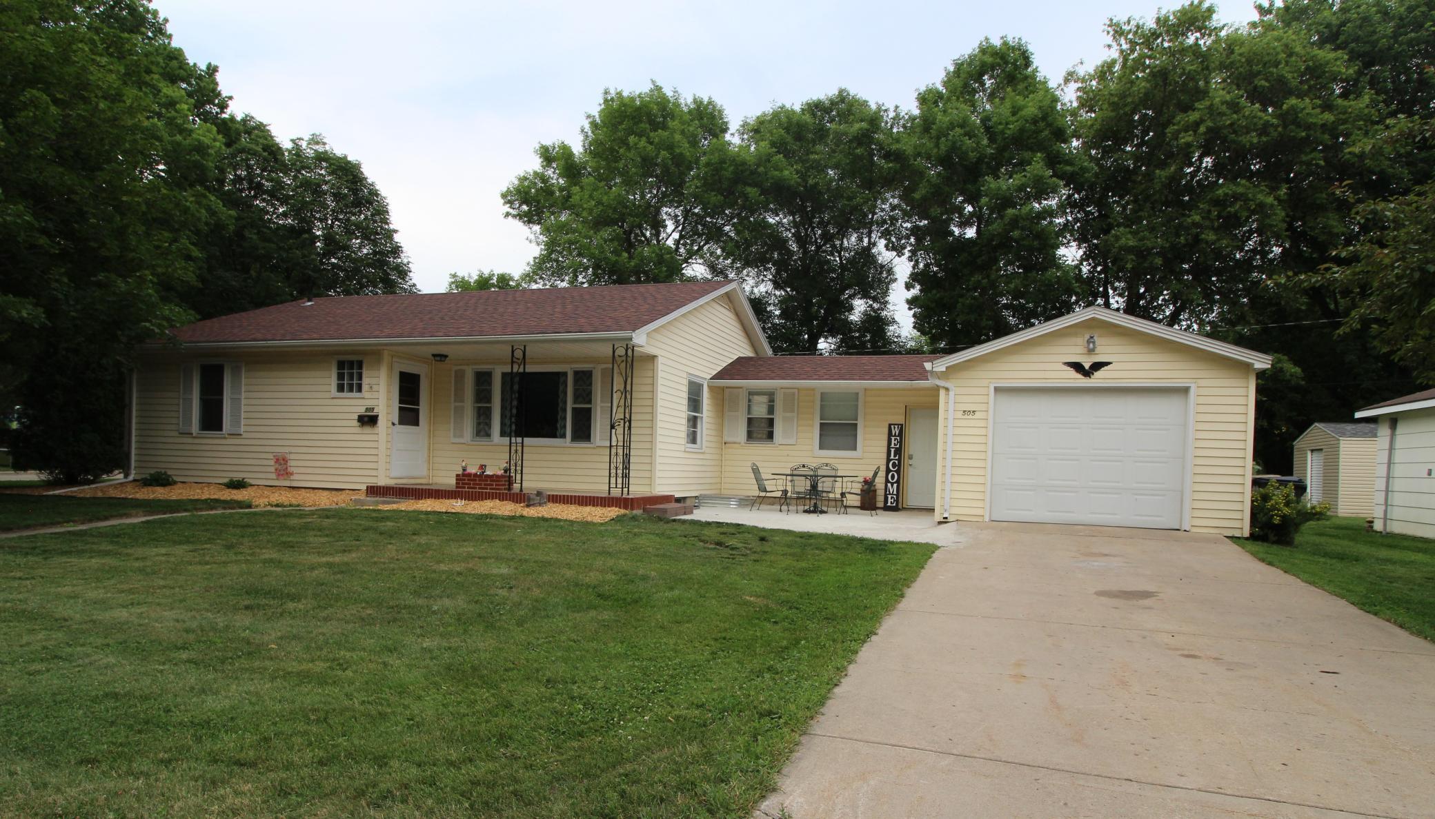 505 3rd Street SE Property Photo - Glenwood, MN real estate listing