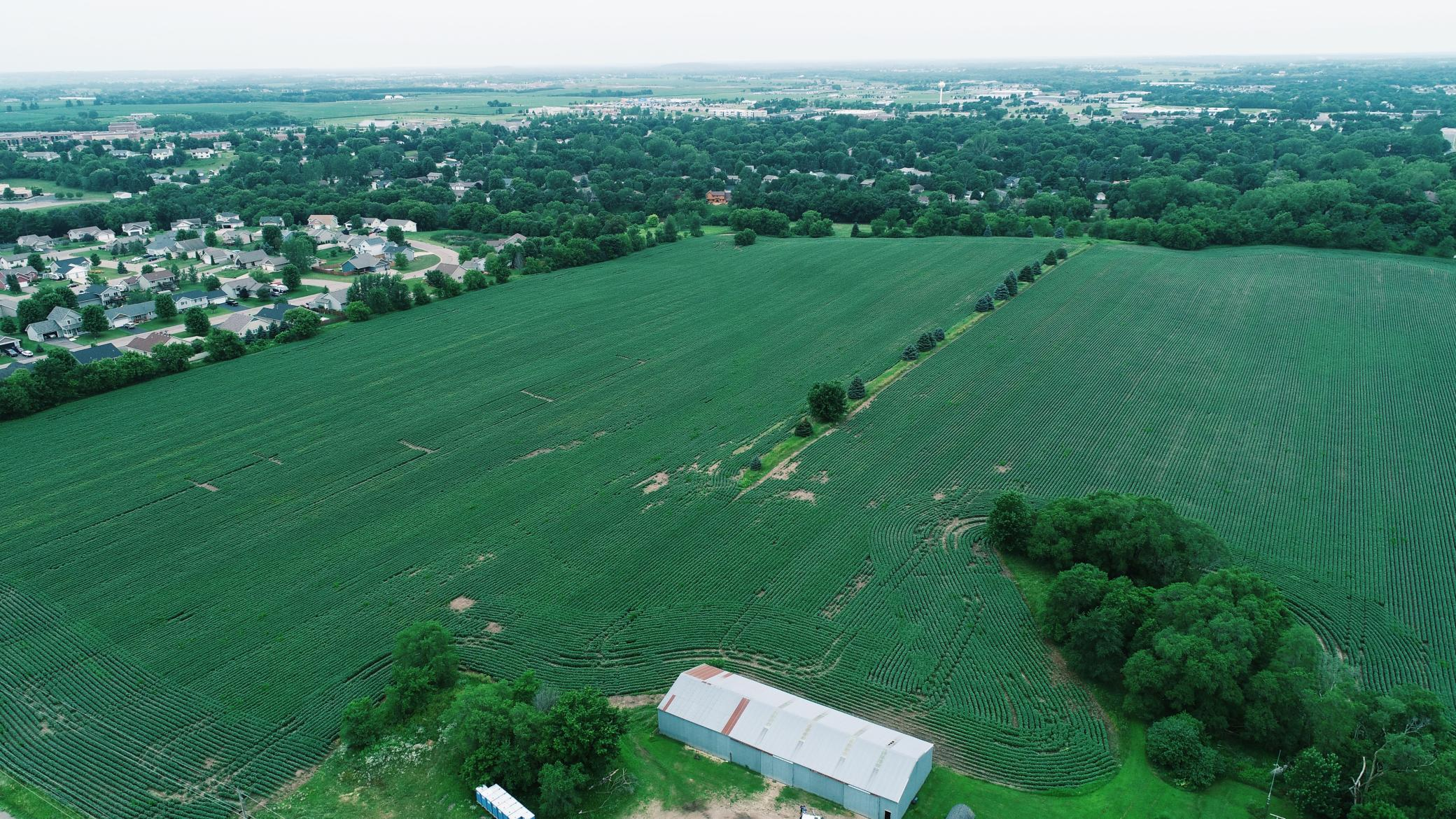 1393 County Road GG Property Photo - Richmond Twp, WI real estate listing