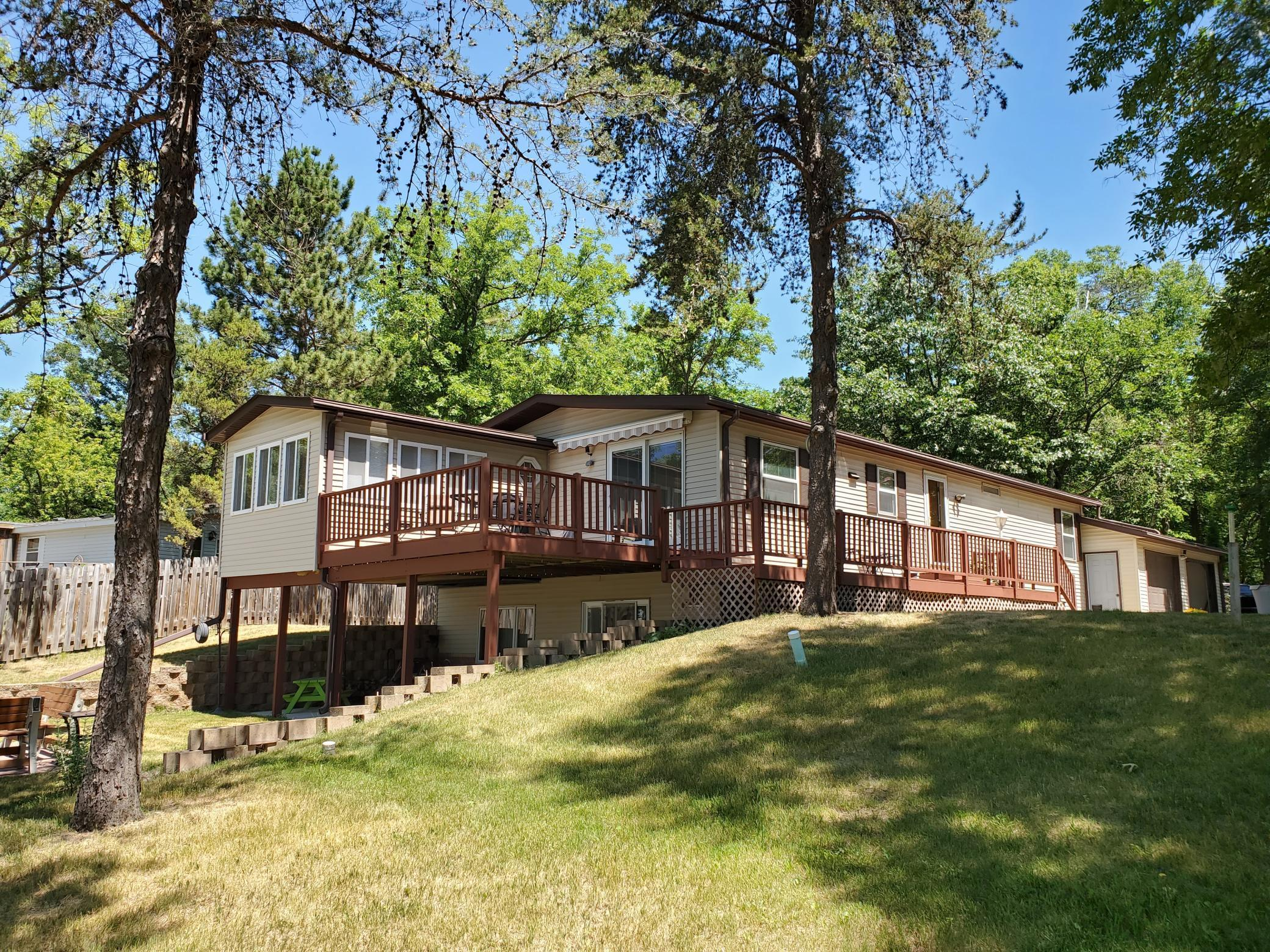 25463 Blue Bonnet Road #1 Property Photo - Merrifield, MN real estate listing