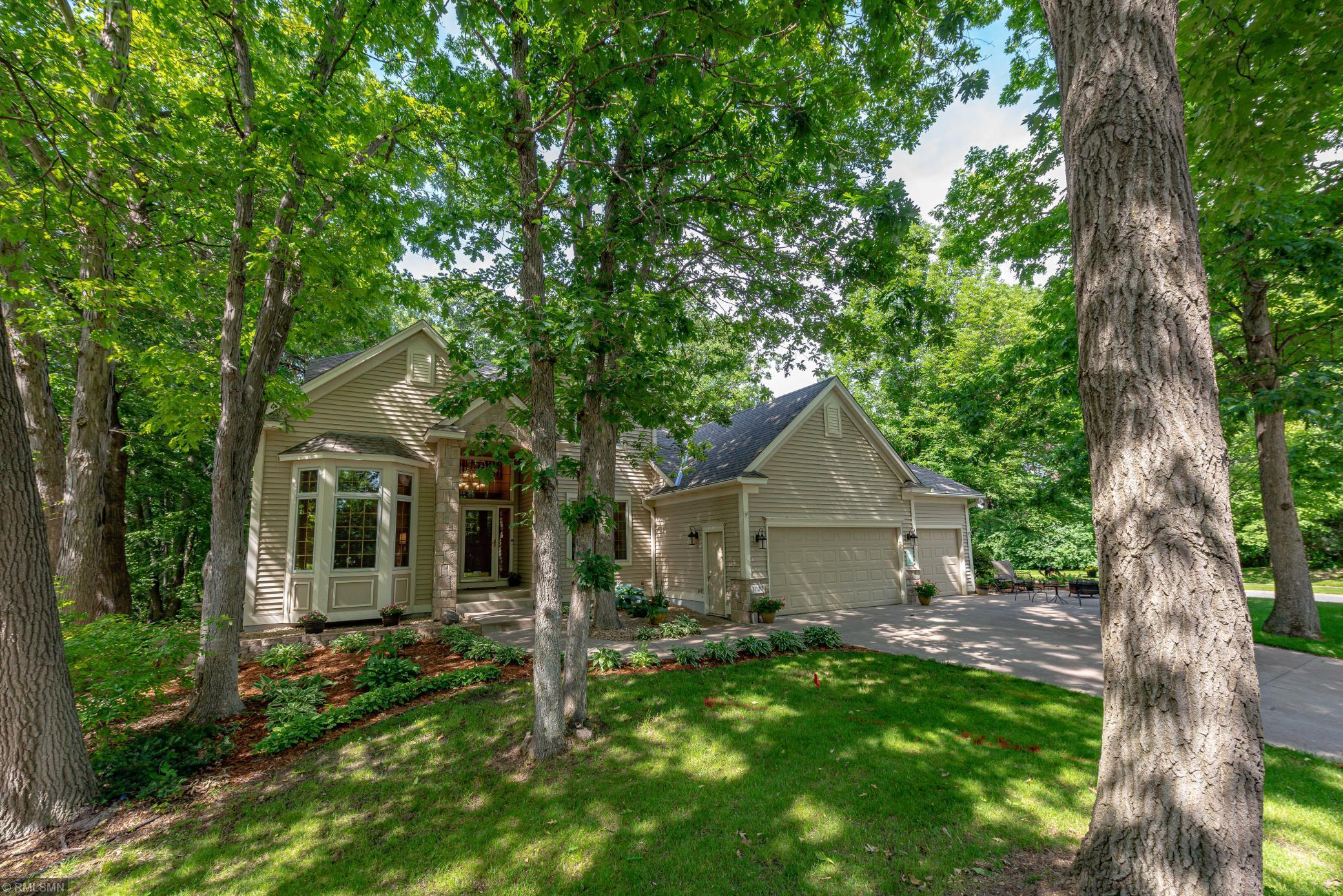 11137 Woods Trail N Property Photo - Champlin, MN real estate listing
