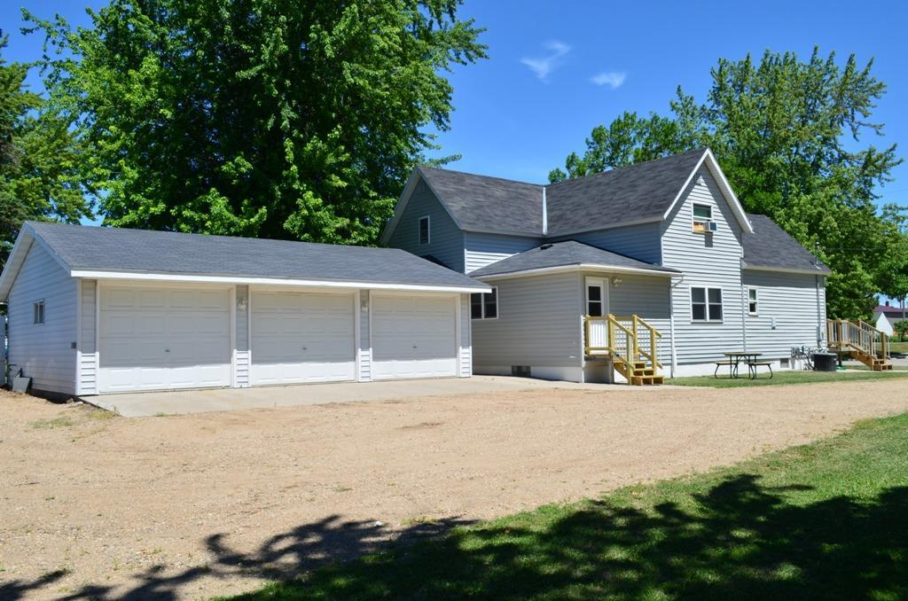 337 Aurora Avenue Property Photo - Lowry, MN real estate listing