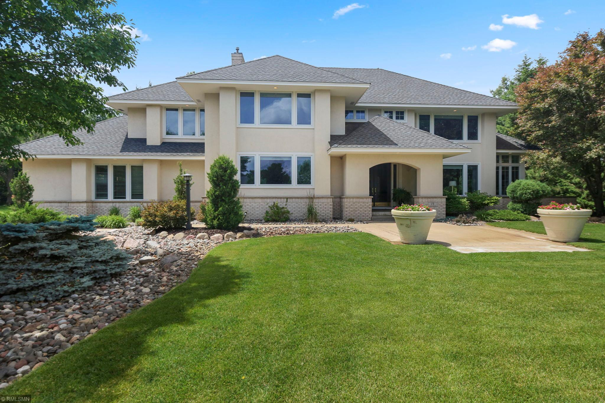 19 Lake Court Property Photo - North Oaks, MN real estate listing