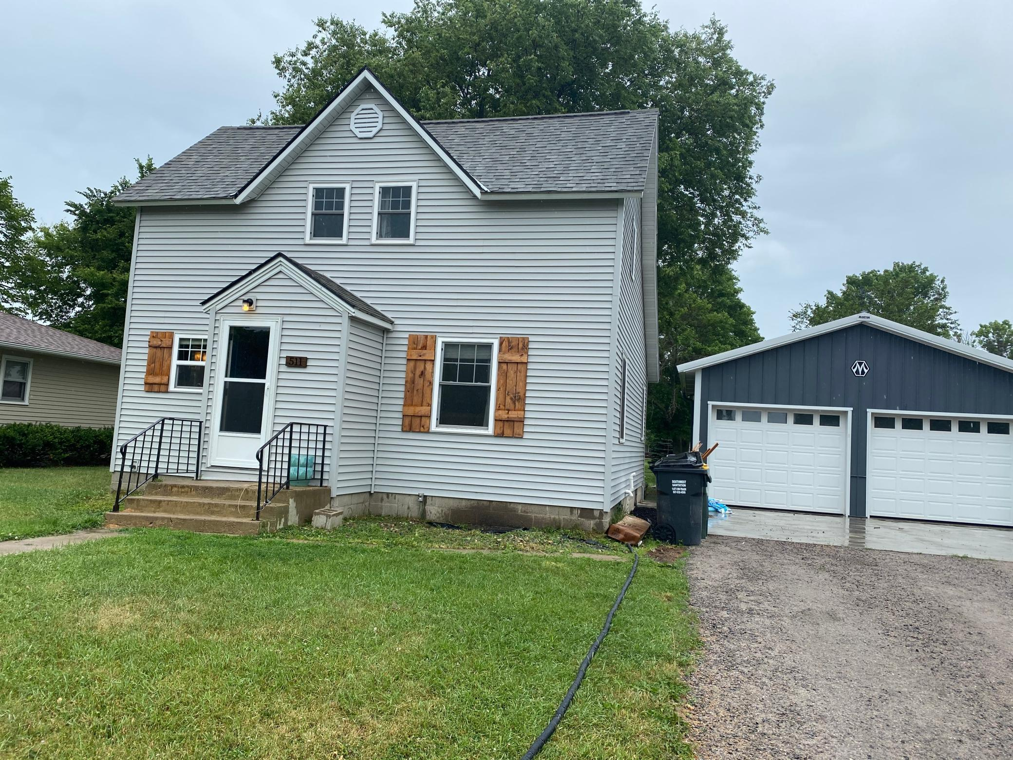 511 Vernon Avenue Property Photo - Morgan, MN real estate listing