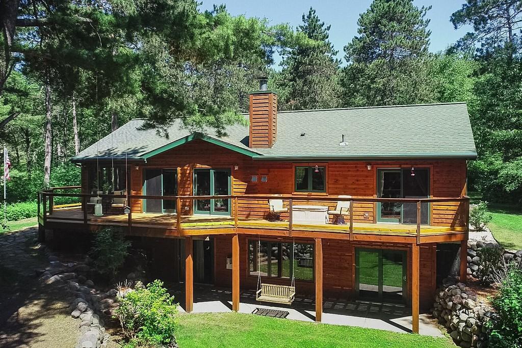 8810 Flowage Property Photo - Gordon, WI real estate listing