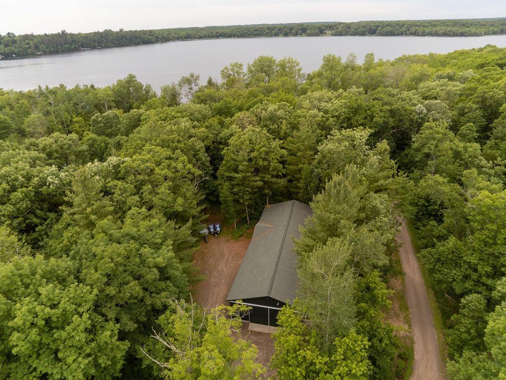 8511 Sunset Beach Drive Property Photo - Webster, WI real estate listing