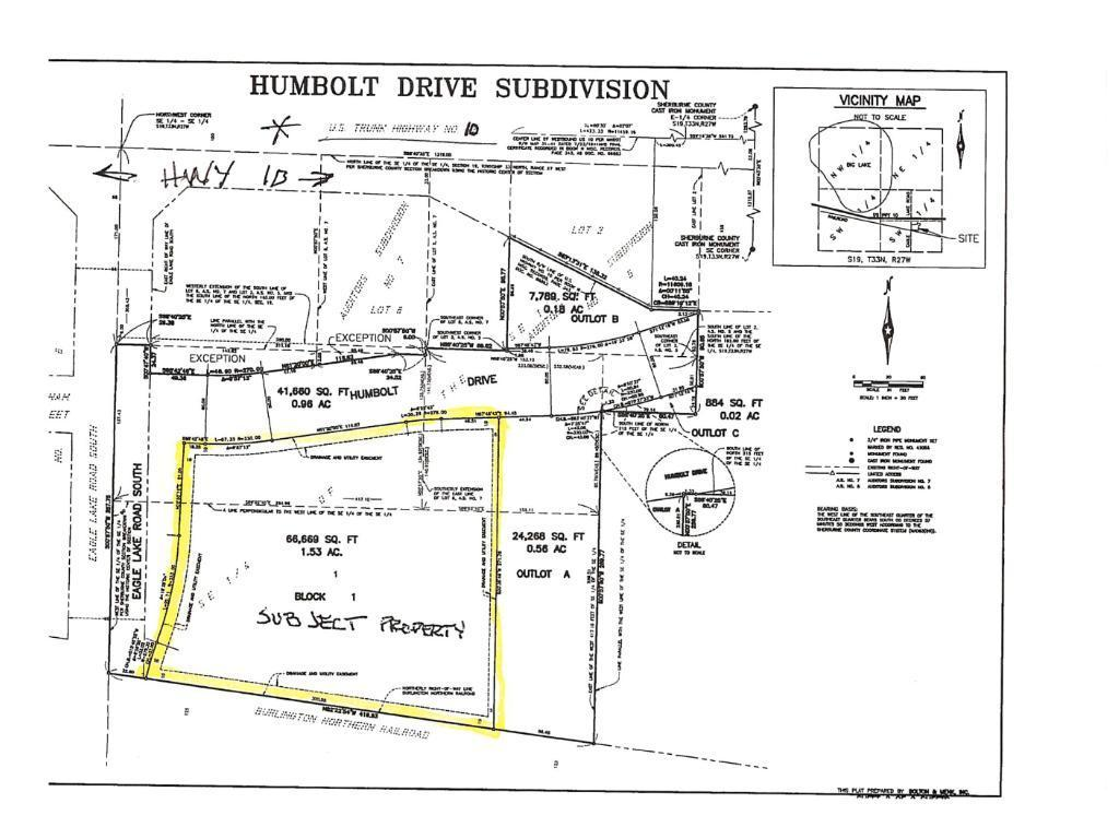 000 Humboldt Property Photo - Big Lake, MN real estate listing