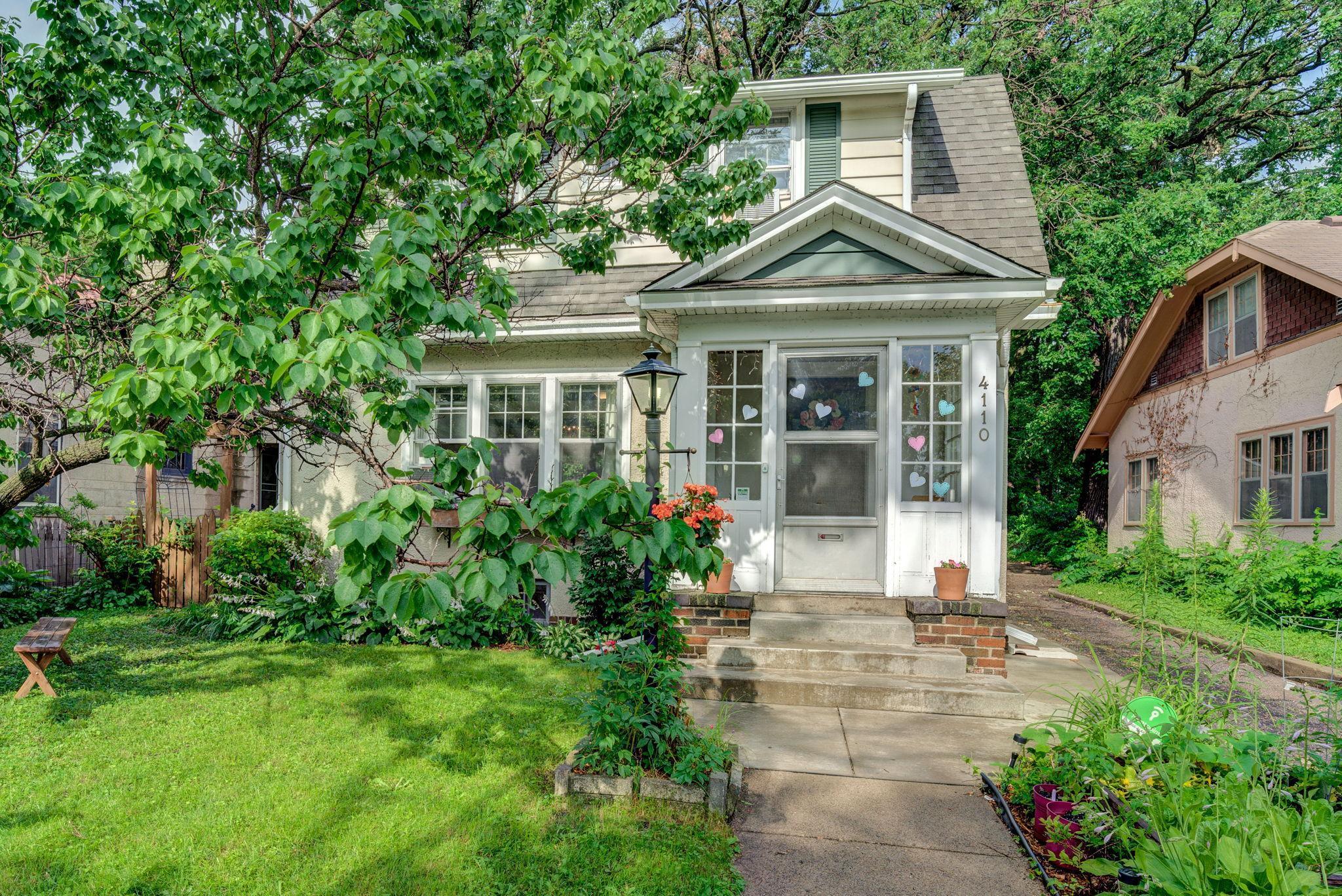 4110 Nicollet Avenue Property Photo - Minneapolis, MN real estate listing