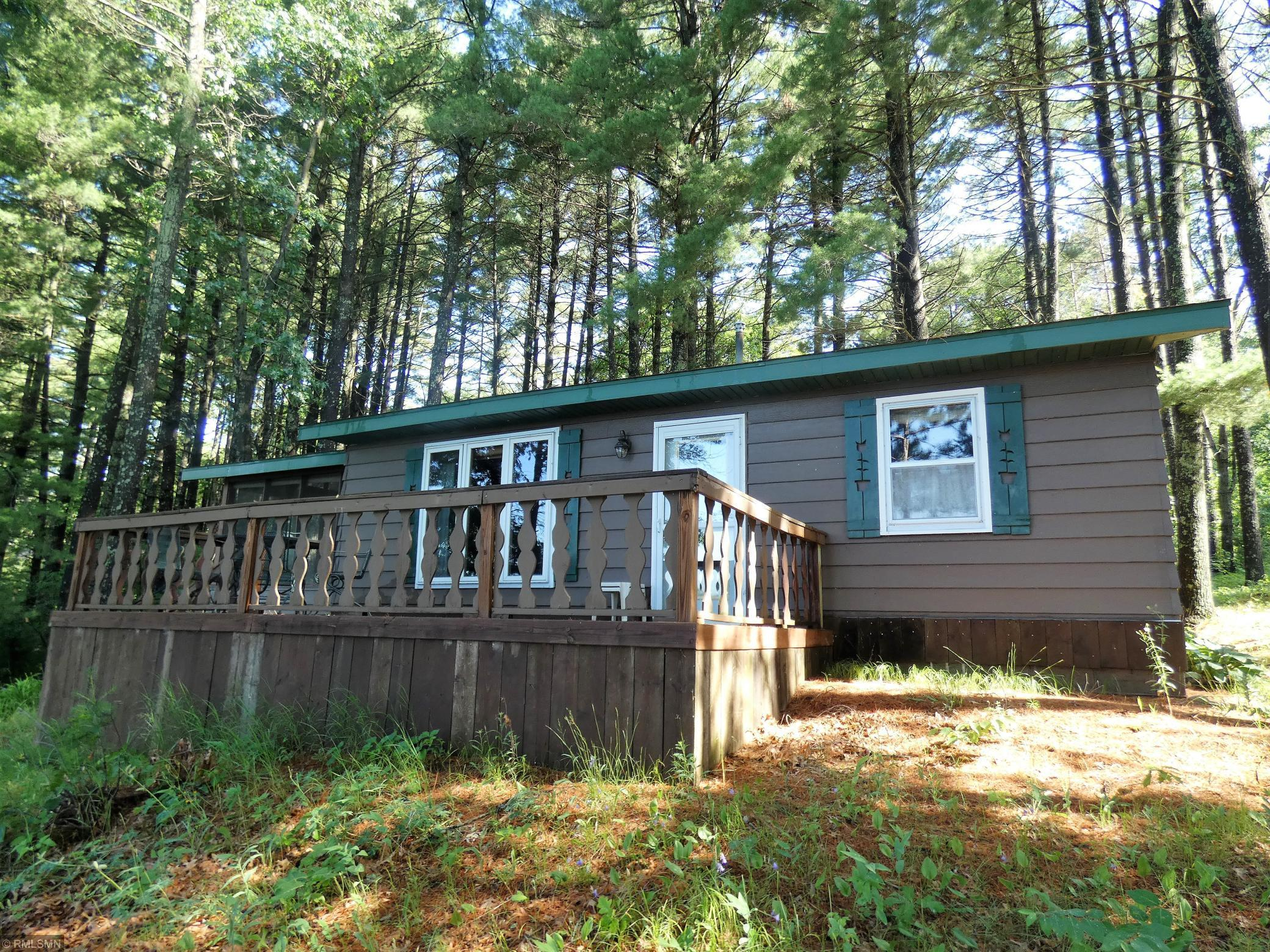 5981 Pike Lake Property Photo - Webster, WI real estate listing