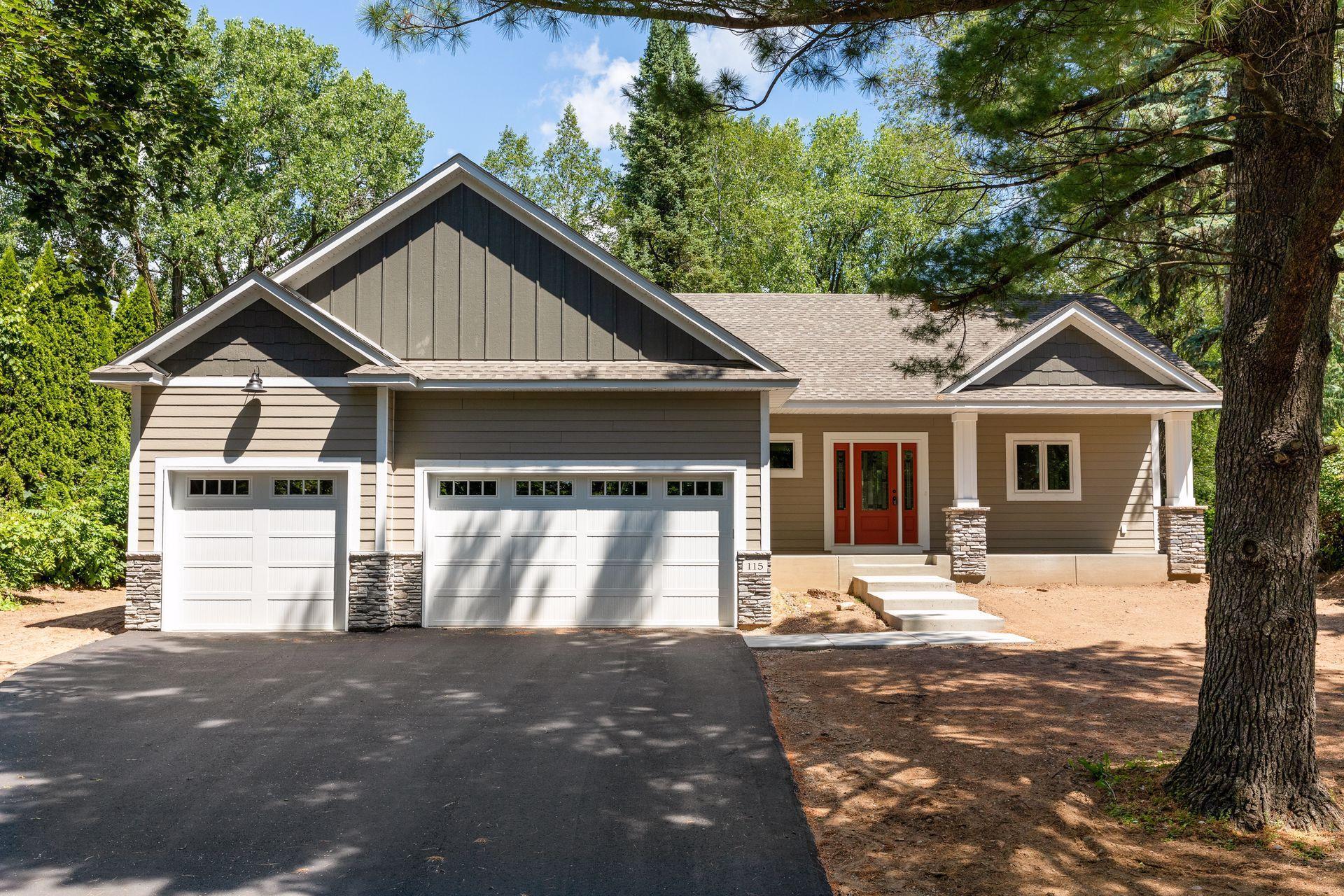 115 Greenwood Property Photo - Mahtomedi, MN real estate listing