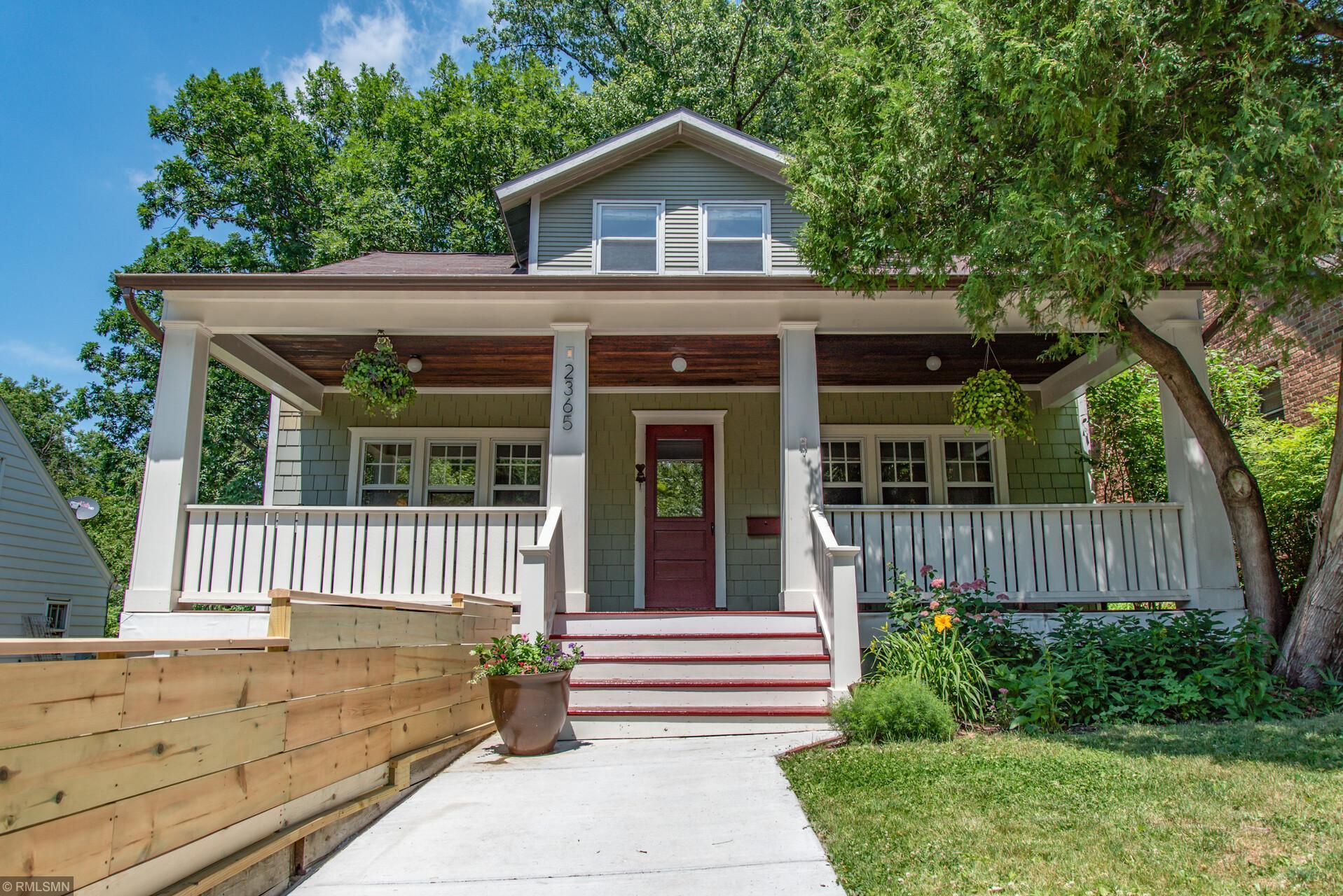 2365 Bourne Avenue Property Photo - Saint Paul, MN real estate listing