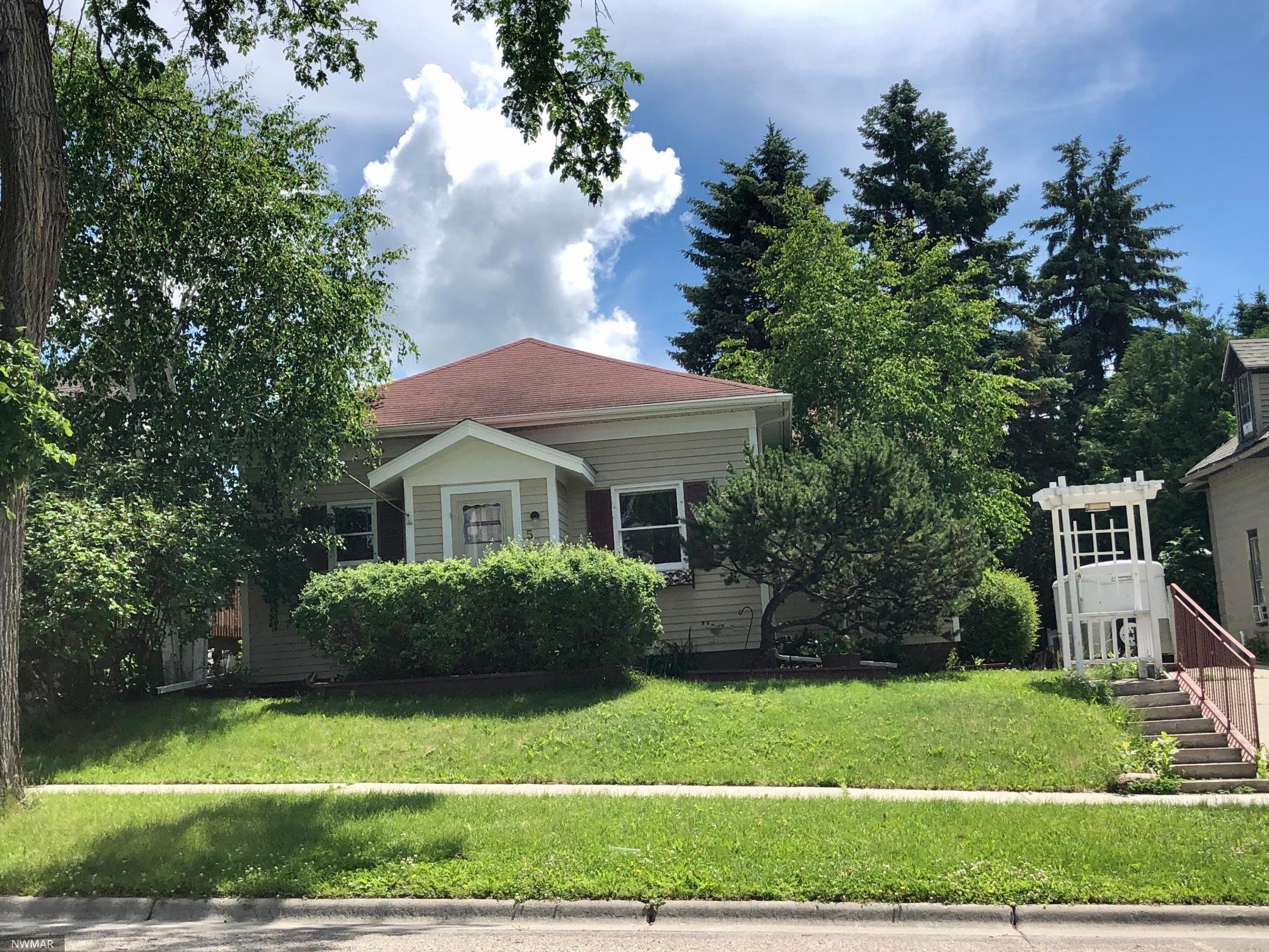 508 Ash Property Photo - Crookston, MN real estate listing