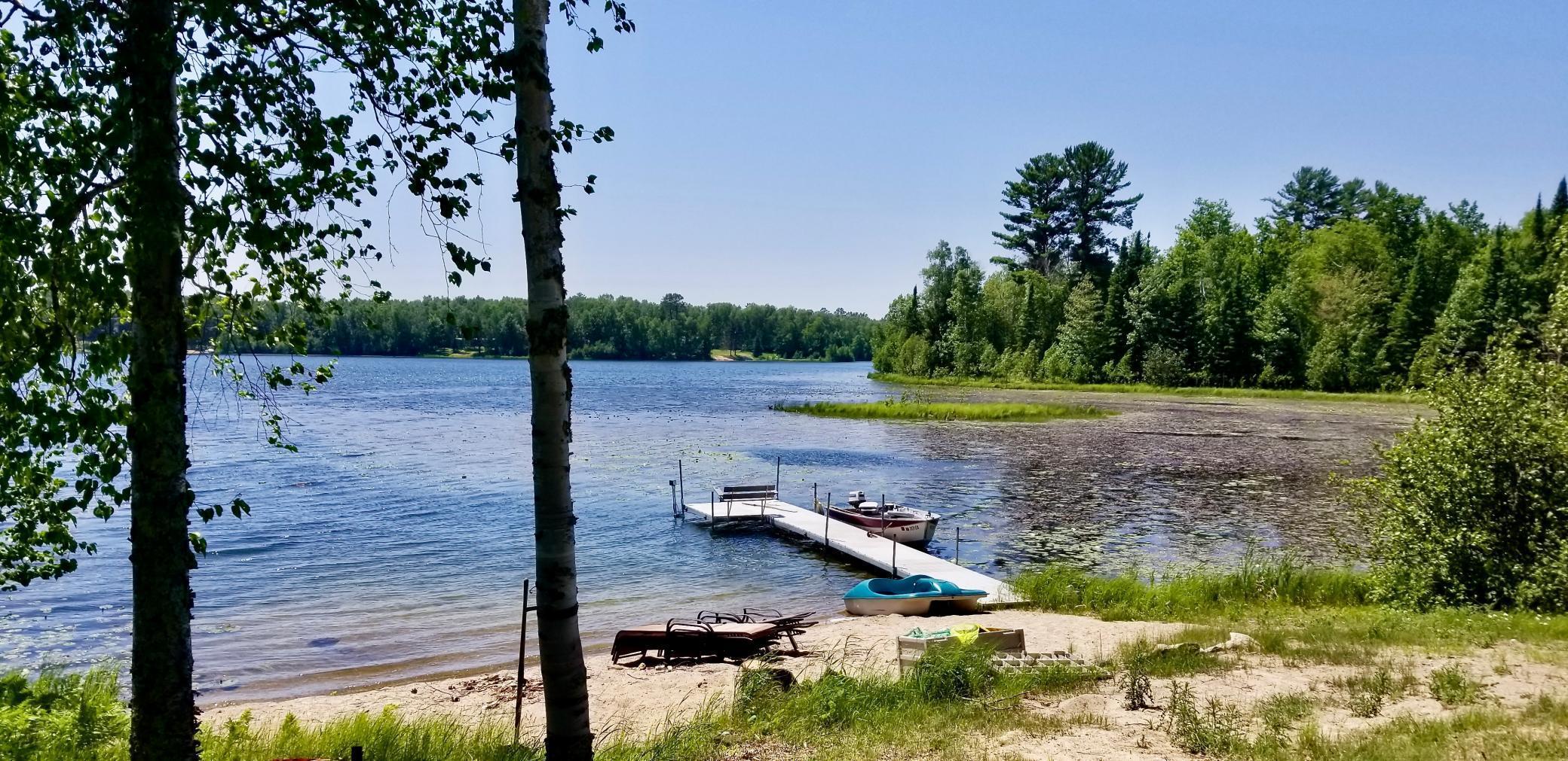 24361 White Swan Lake Property Photo - Bigfork, MN real estate listing