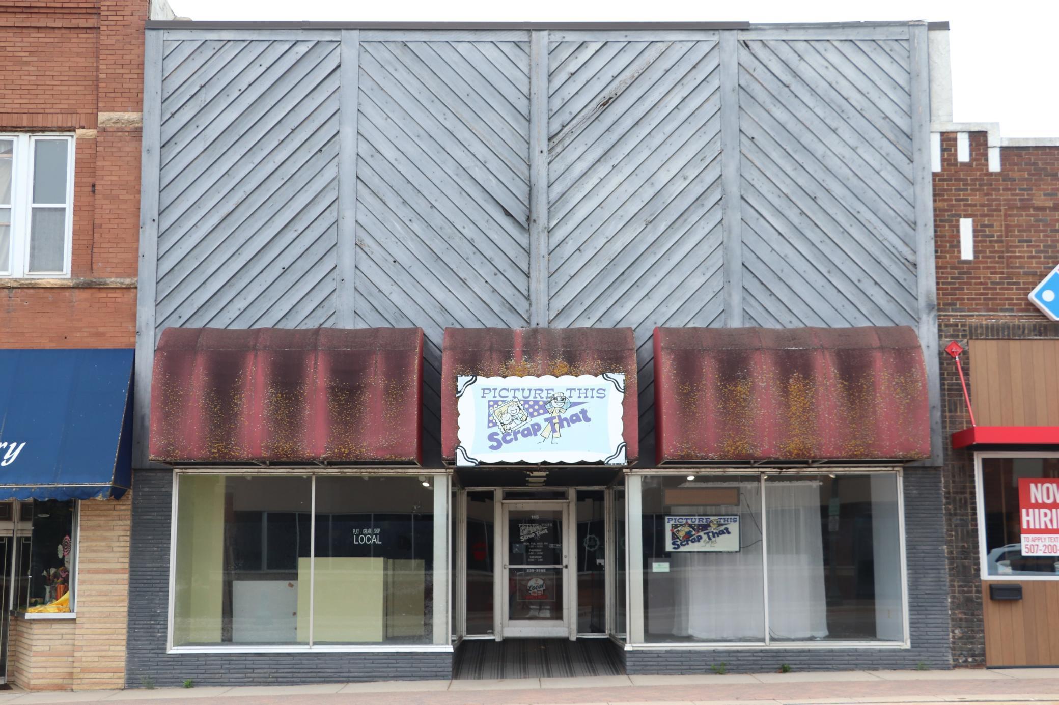 115 Downtown Plaza Property Photo - Fairmont, MN real estate listing
