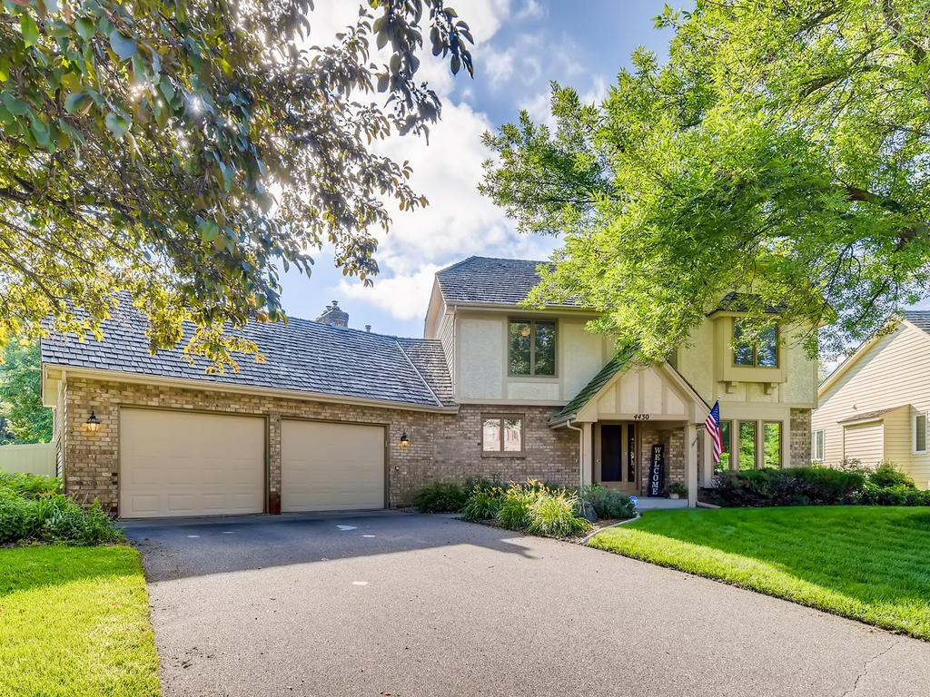 4430 Norwood Lane N Property Photo - Plymouth, MN real estate listing
