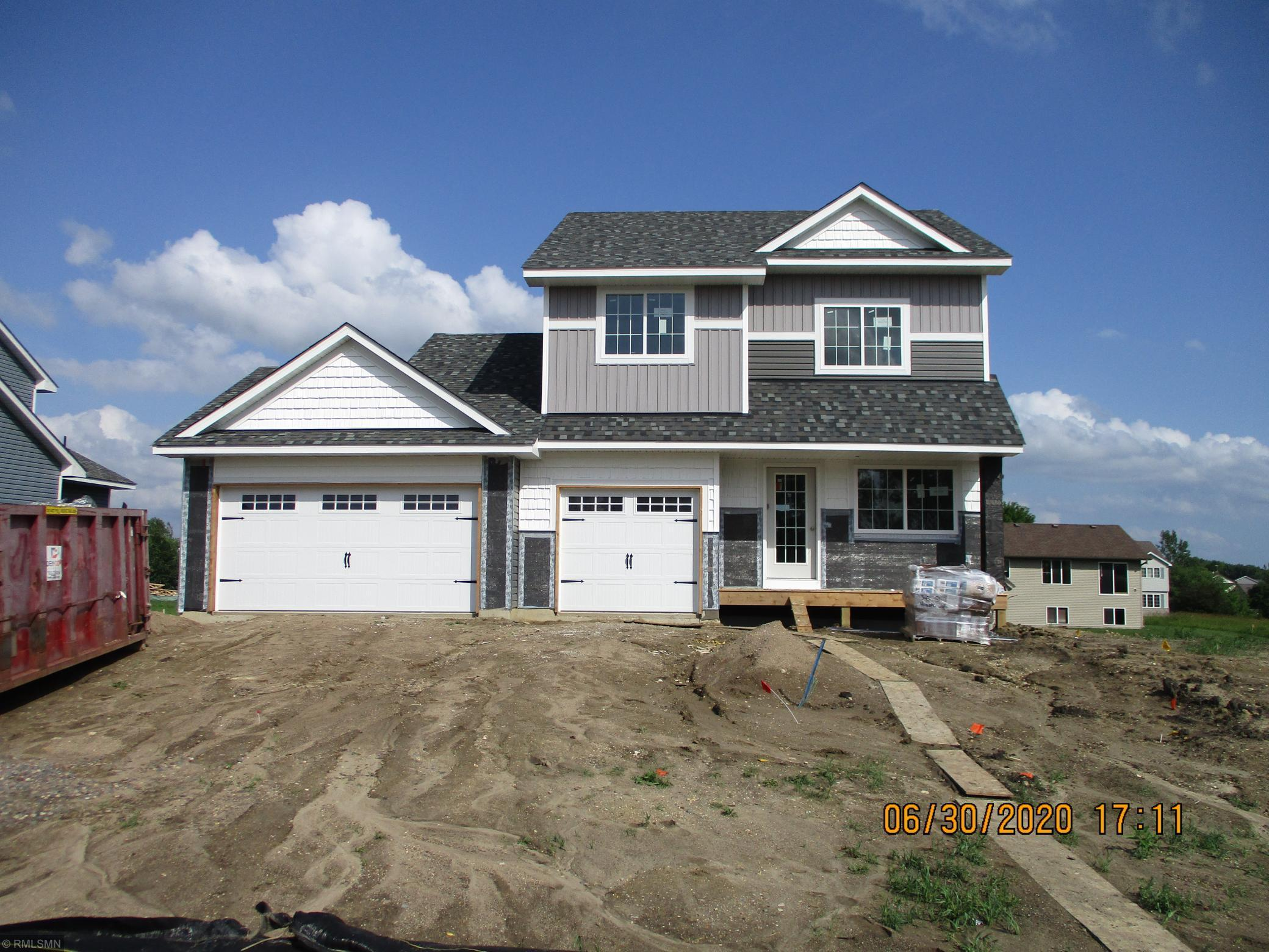 3013 Pine Property Photo - Howard Lake, MN real estate listing
