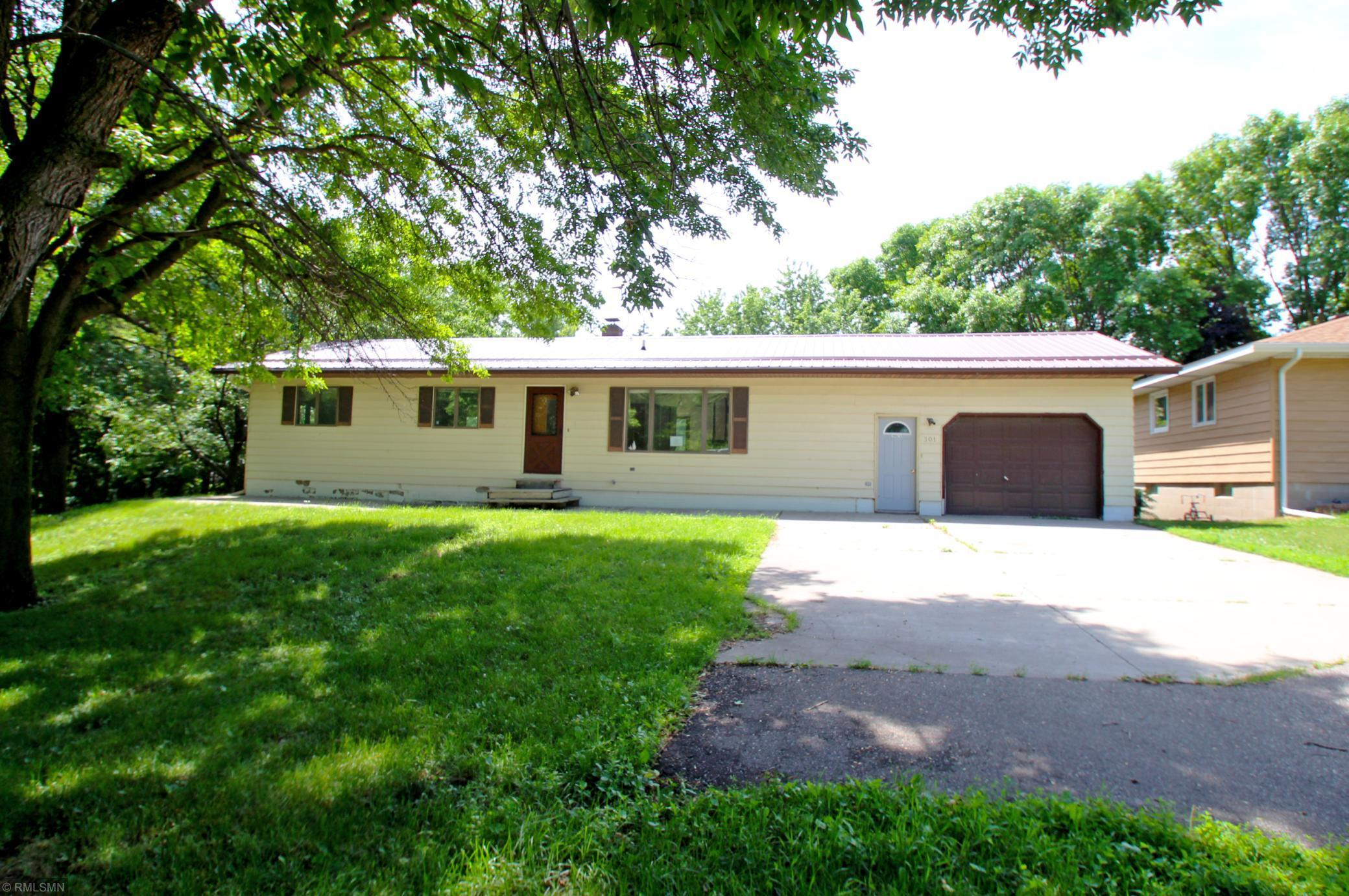 301 Cedar S Property Photo - Watkins, MN real estate listing