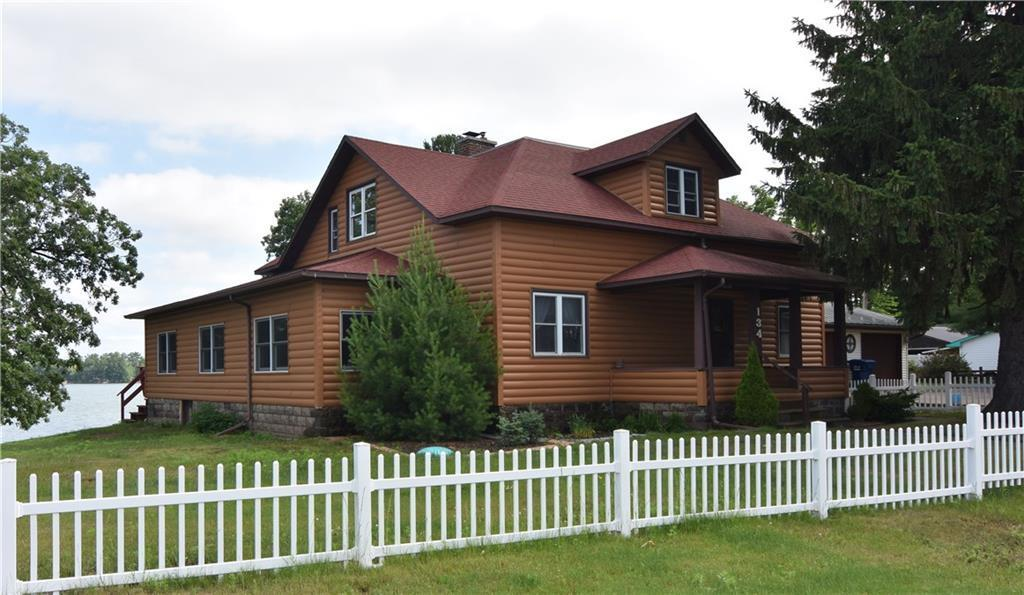 134 Lakeview Drive Property Photo - Chetek, WI real estate listing
