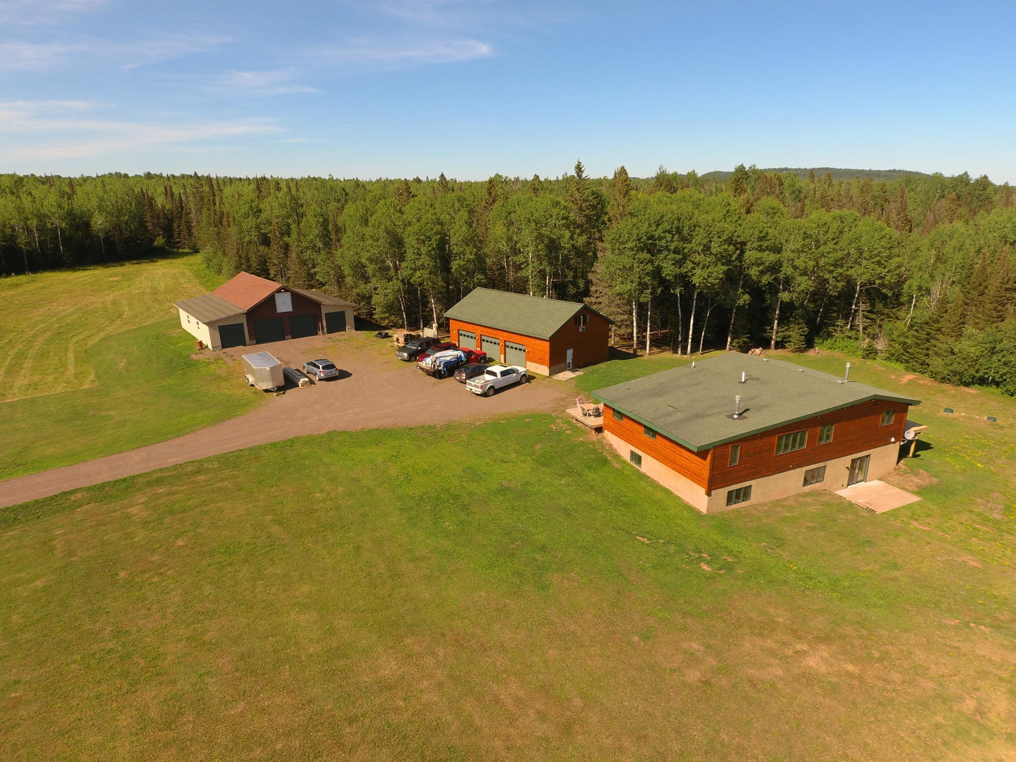 4719 Highway 3 Property Photo - Beaver Bay Twp, MN real estate listing