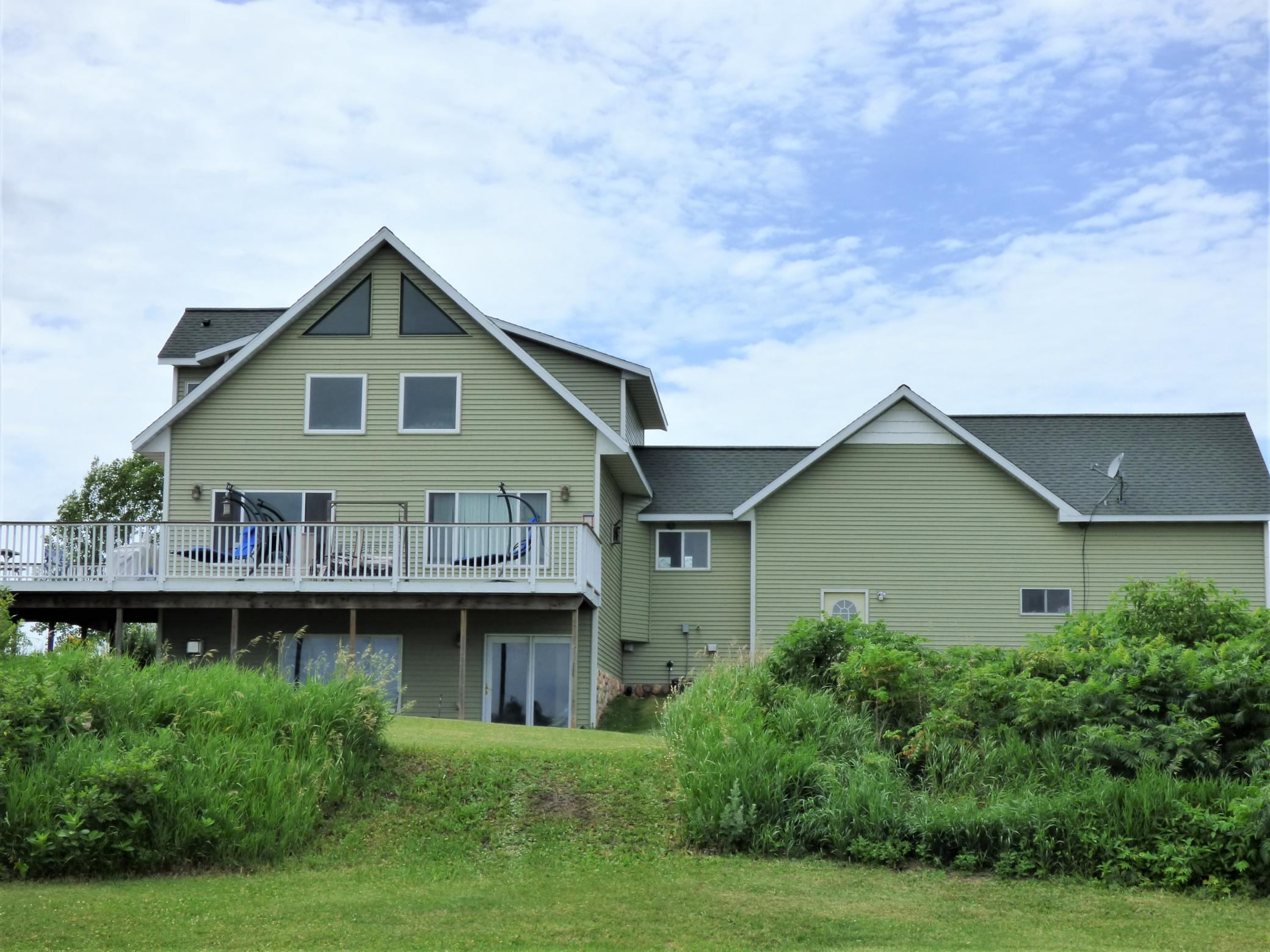 43750 E Big Mcdonald Drive Property Photo - Dent, MN real estate listing