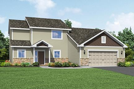215 Elm NE Property Photo - Lonsdale, MN real estate listing