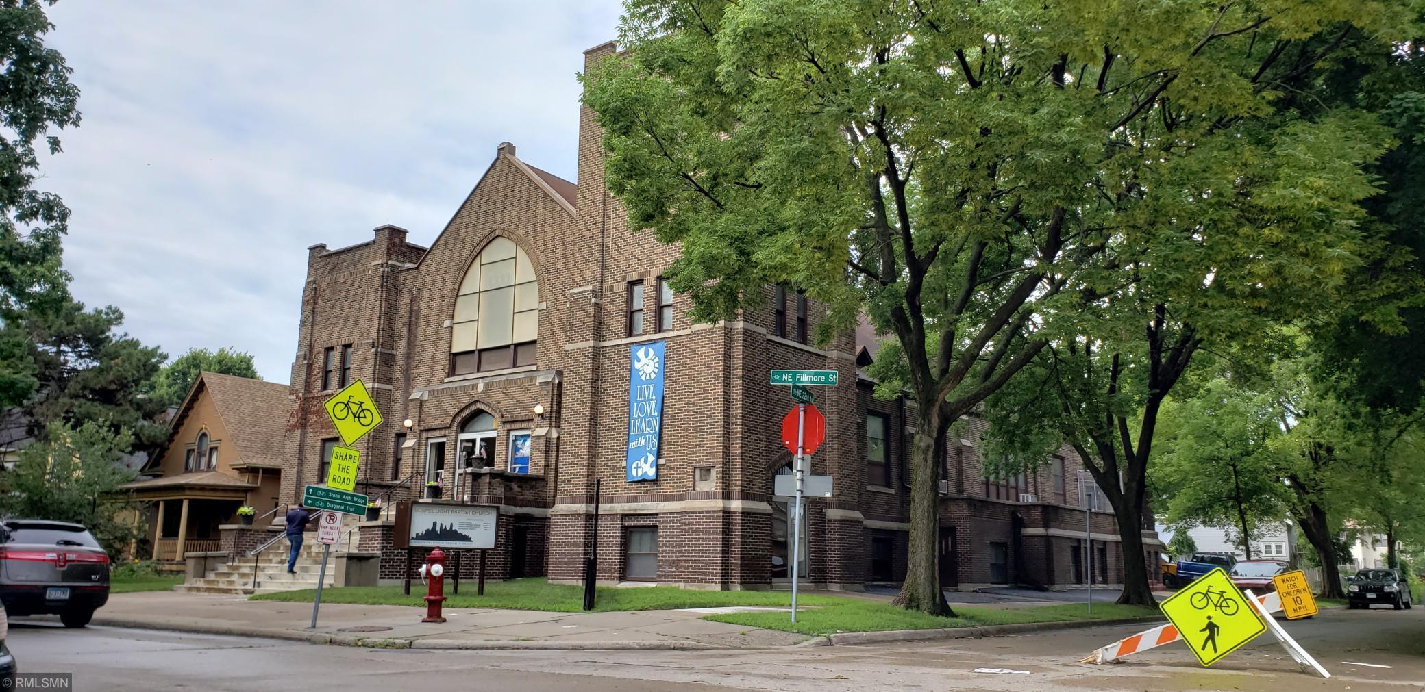 1114 22nd Avenue NE Property Photo - Minneapolis, MN real estate listing