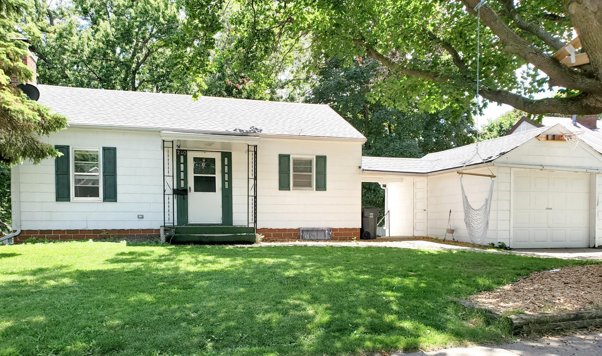 240 North Property Photo - Tracy, MN real estate listing