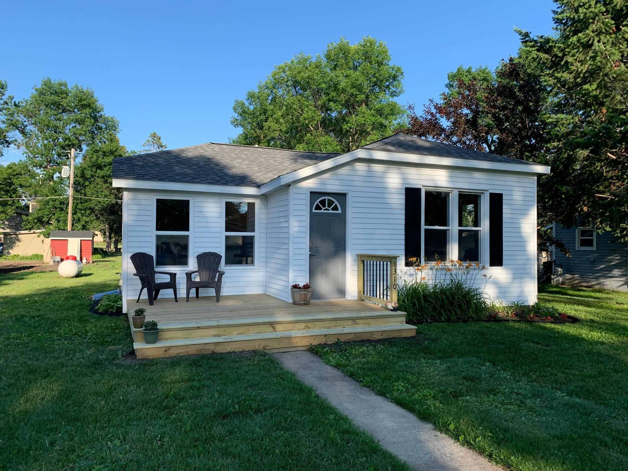 310 Pleasant S Property Photo - Brooten, MN real estate listing