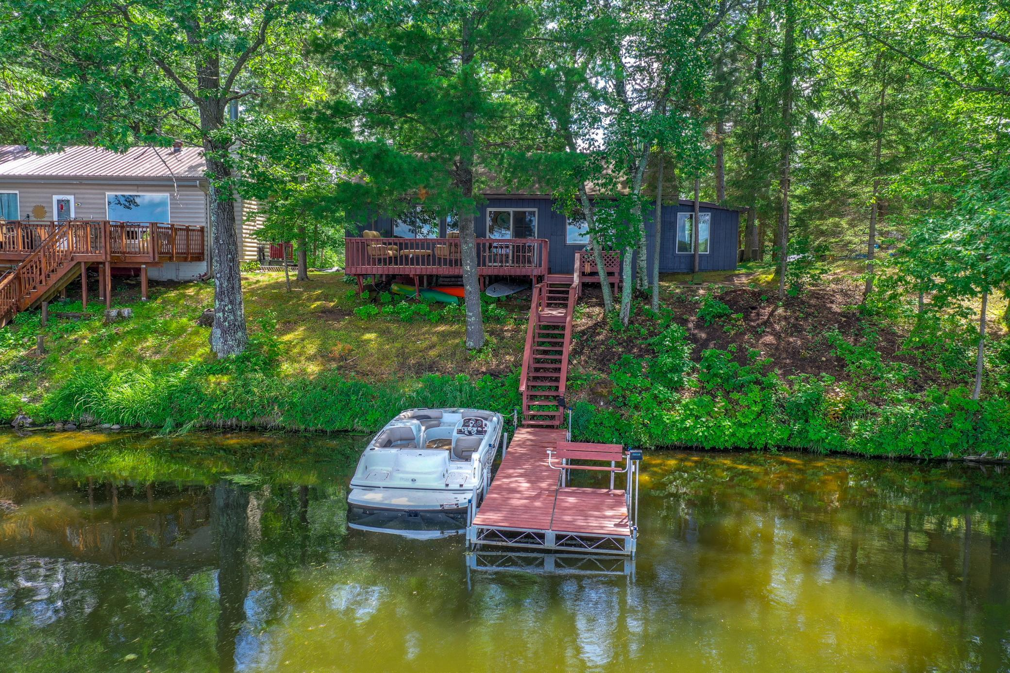 W5472 Yellowsands Property Photo - Spooner, WI real estate listing