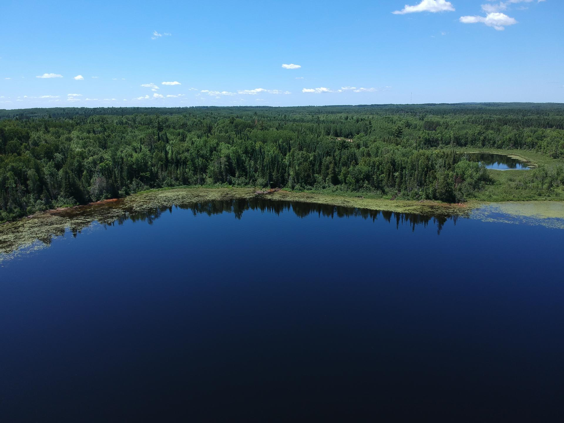 TBD S Pickerel Road Property Photo - Effie, MN real estate listing