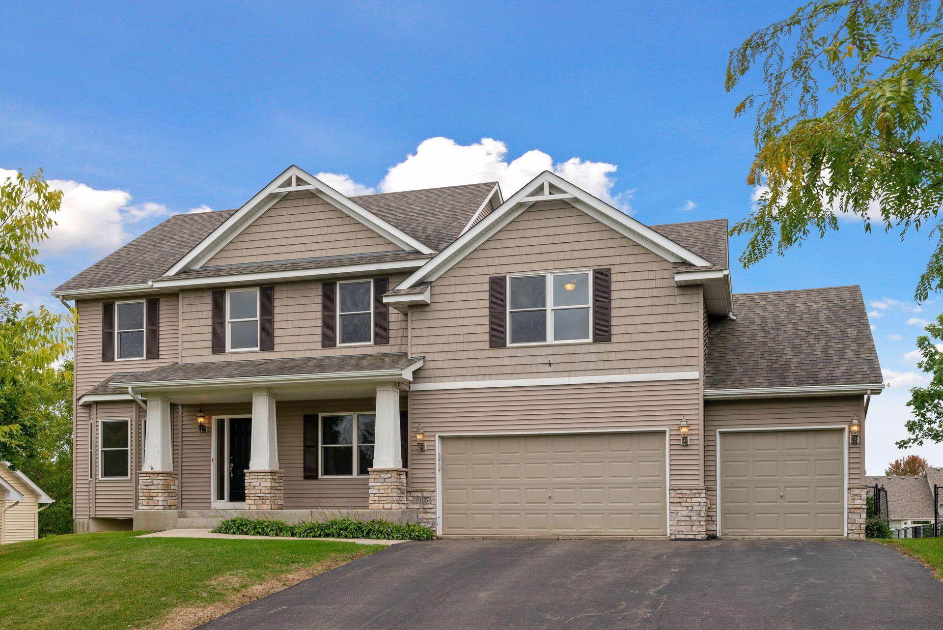 9485 Pheasant Crossing Property Photo - Minnetrista, MN real estate listing