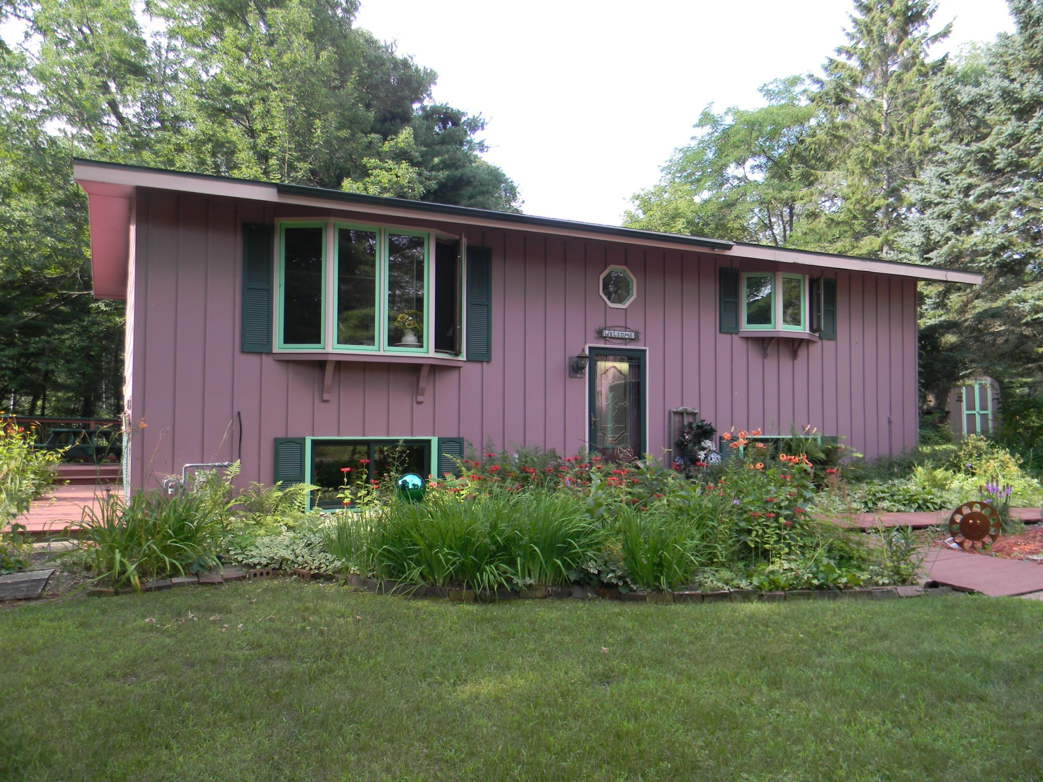 W5801 Shell Creek Road Property Photo - Minong Twp, WI real estate listing
