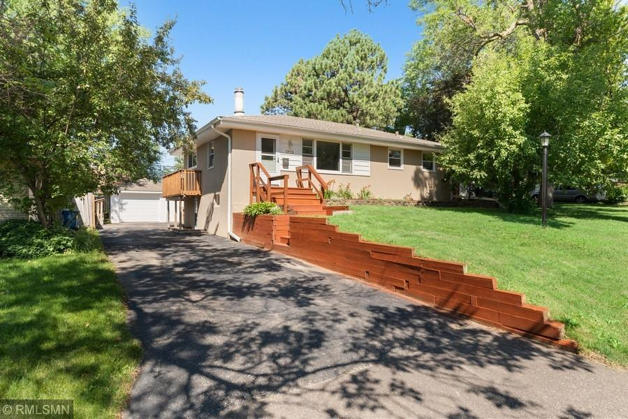 1713 Independence Avenue N Property Photo - Golden Valley, MN real estate listing