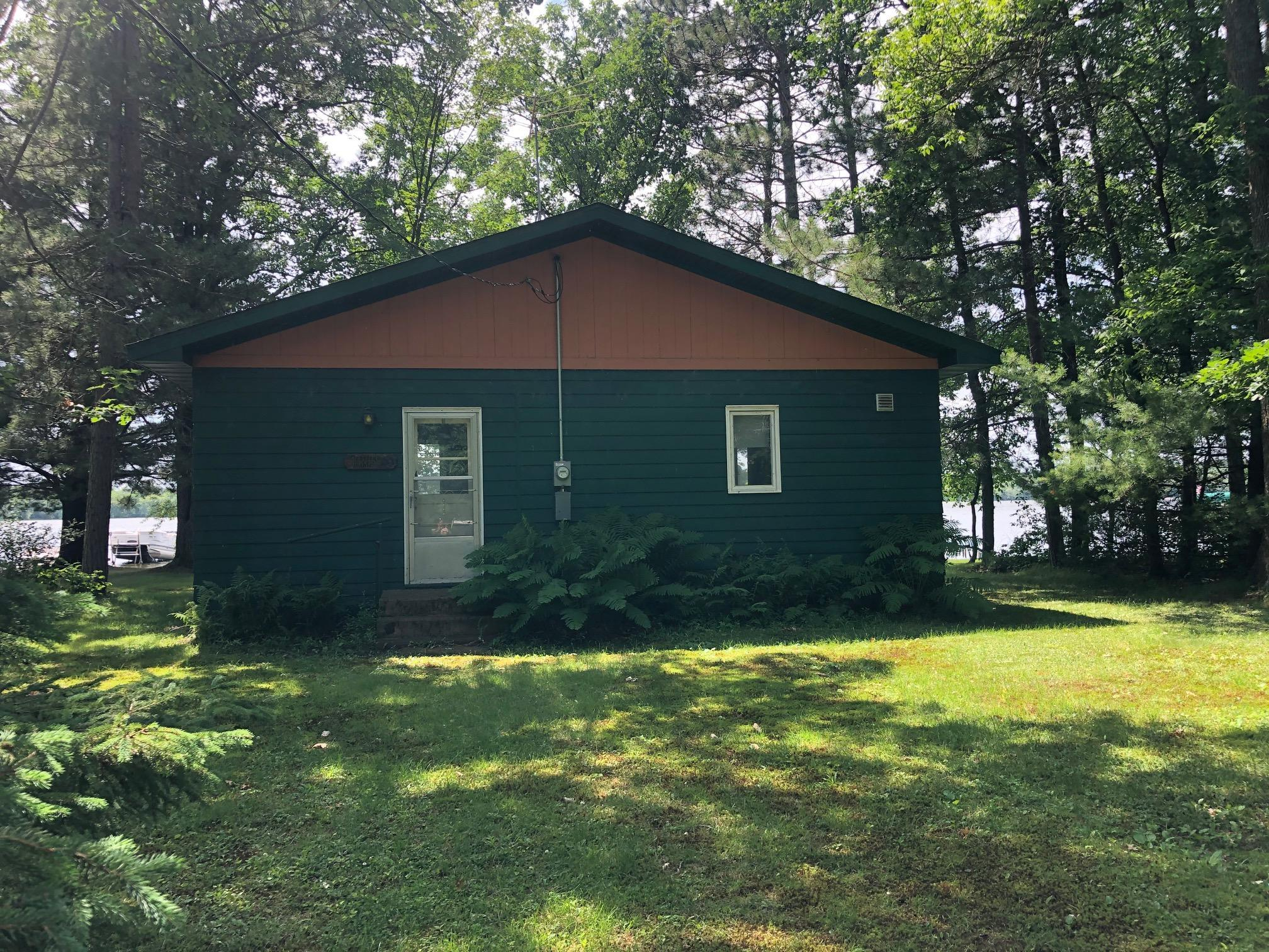 24635 Clam Lake Property Photo - Siren, WI real estate listing