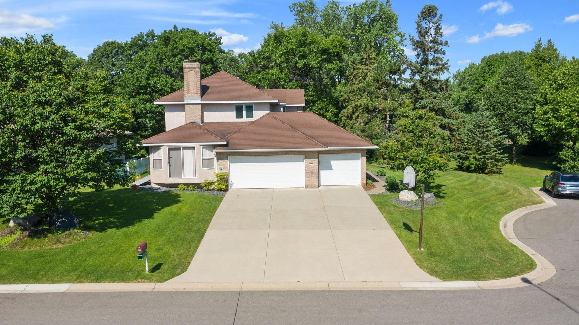 150 12th Avenue NW Property Photo - New Brighton, MN real estate listing