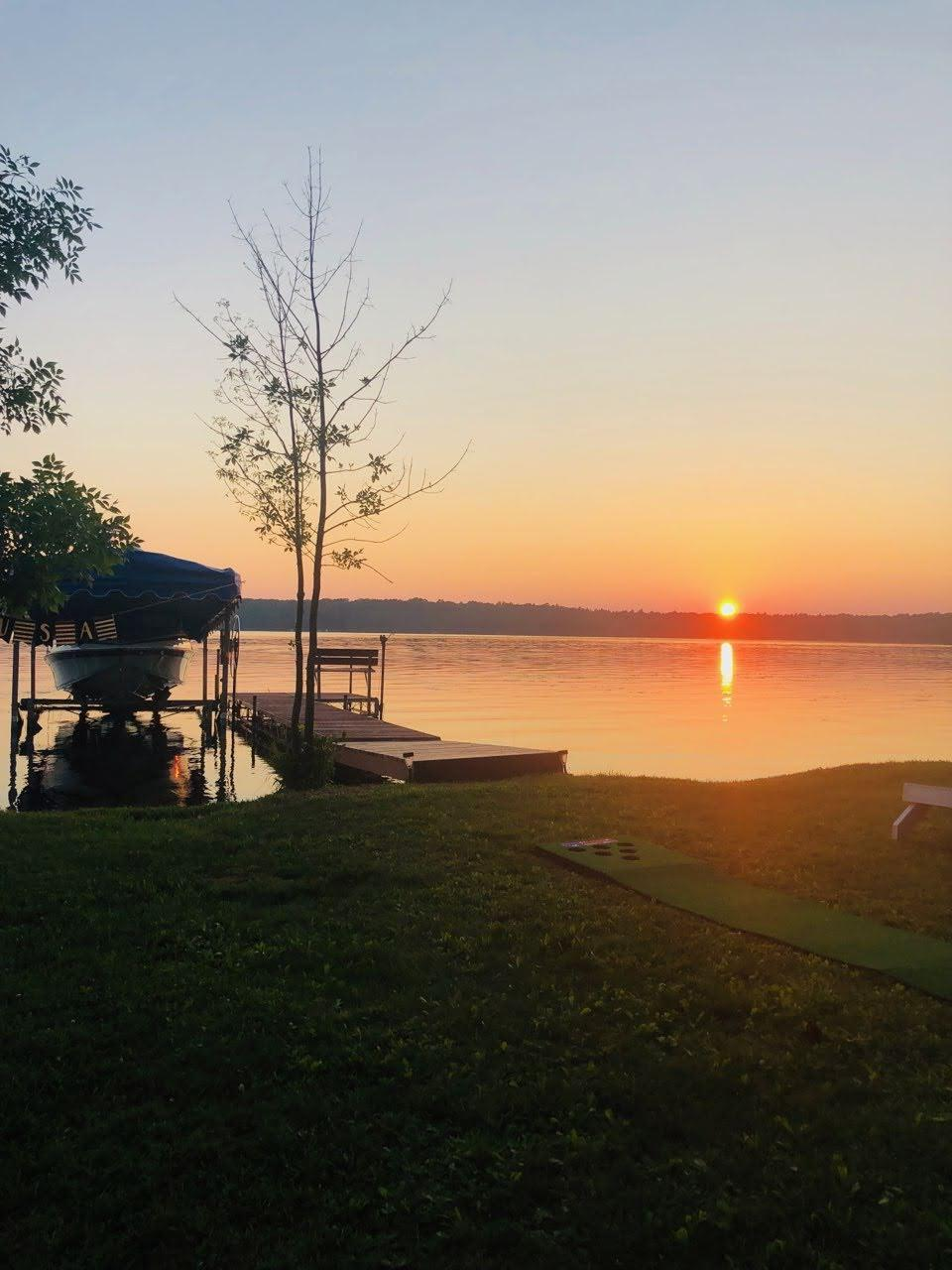 27963 Yellow Lake Property Photo - Webster, WI real estate listing