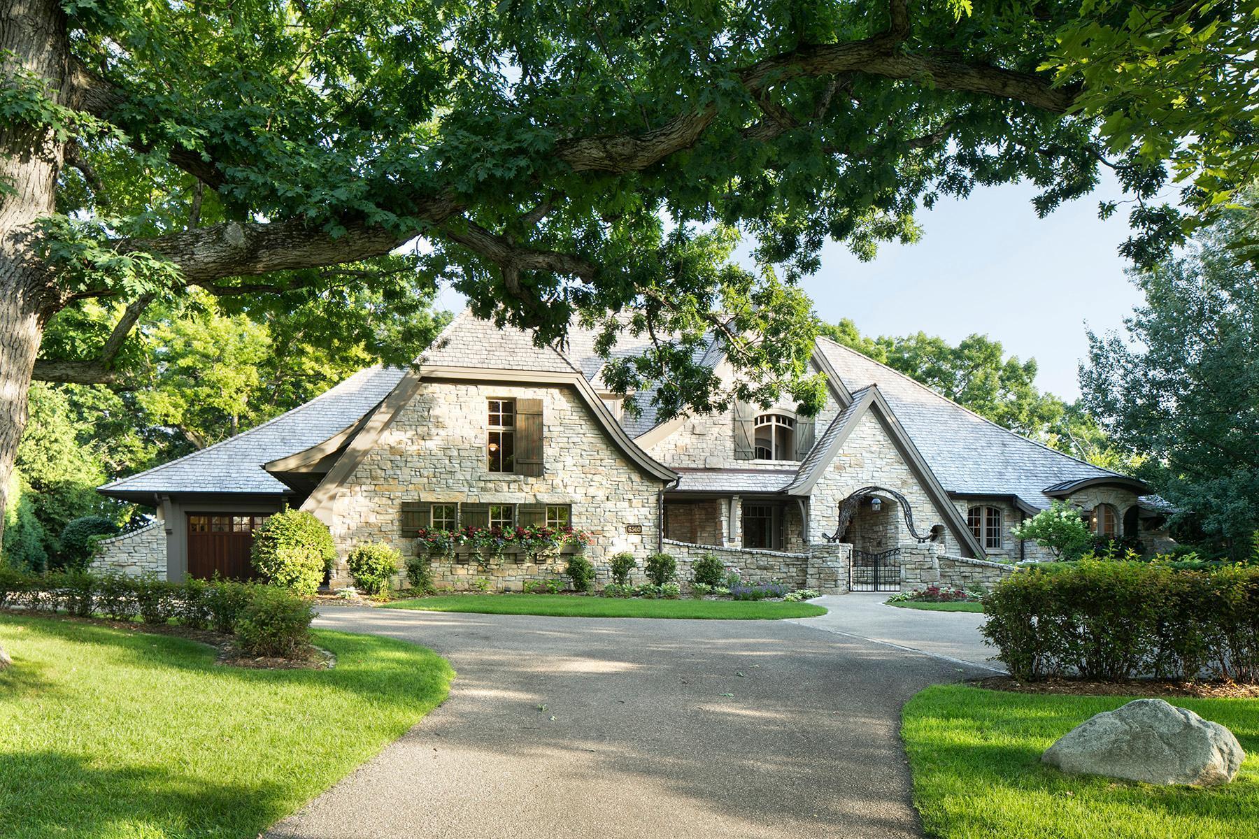 6509 Parkwood Road Property Photo - Edina, MN real estate listing