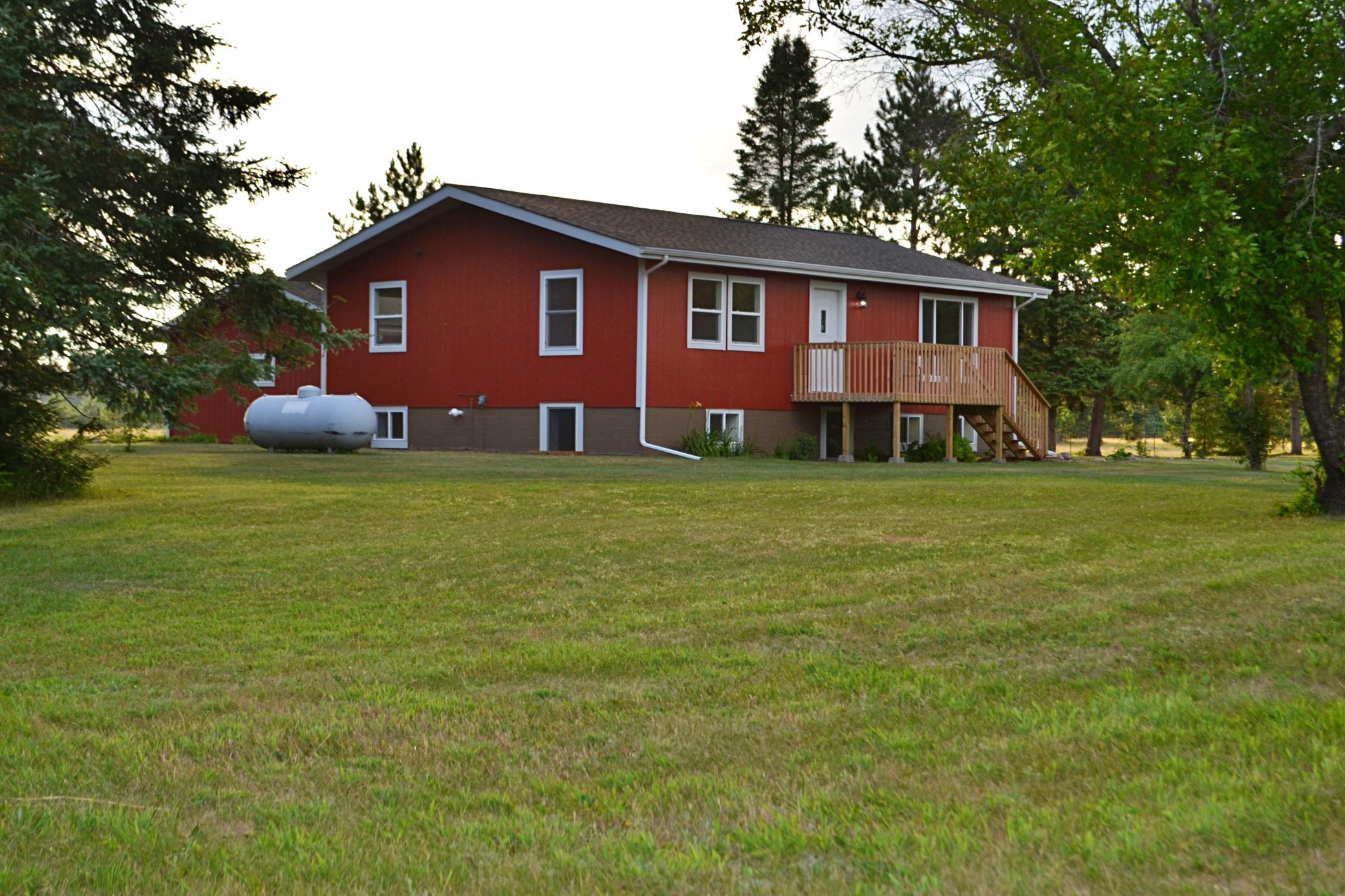 4029 8th Street SW Property Photo - Backus, MN real estate listing