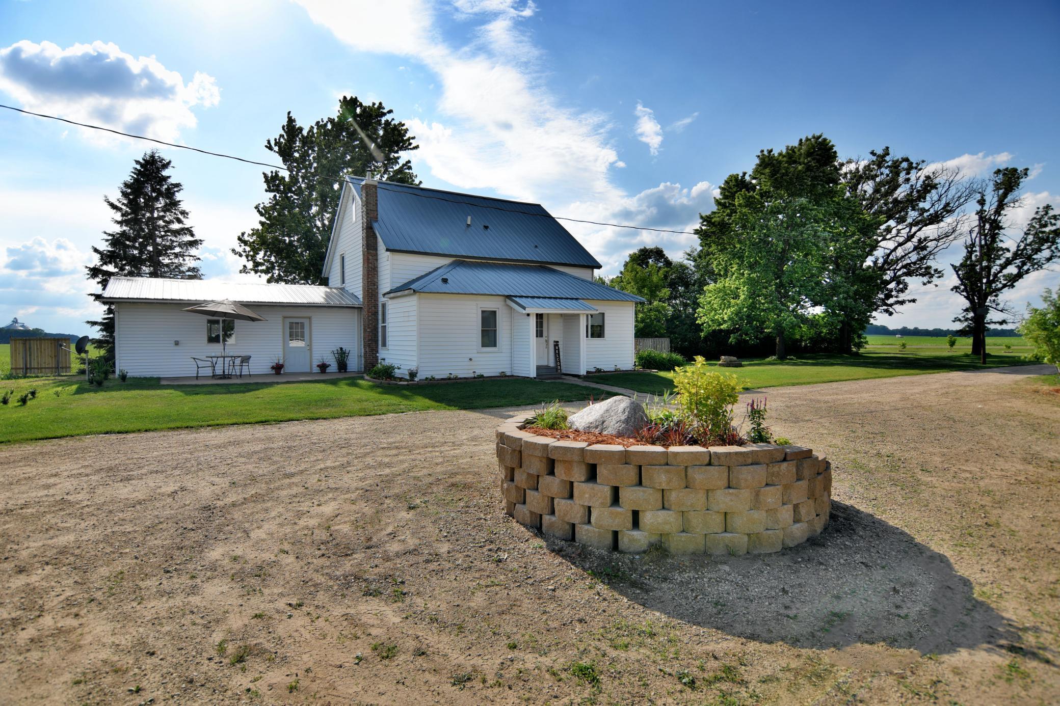 E5552 E County Road N Property Photo - Colfax, WI real estate listing