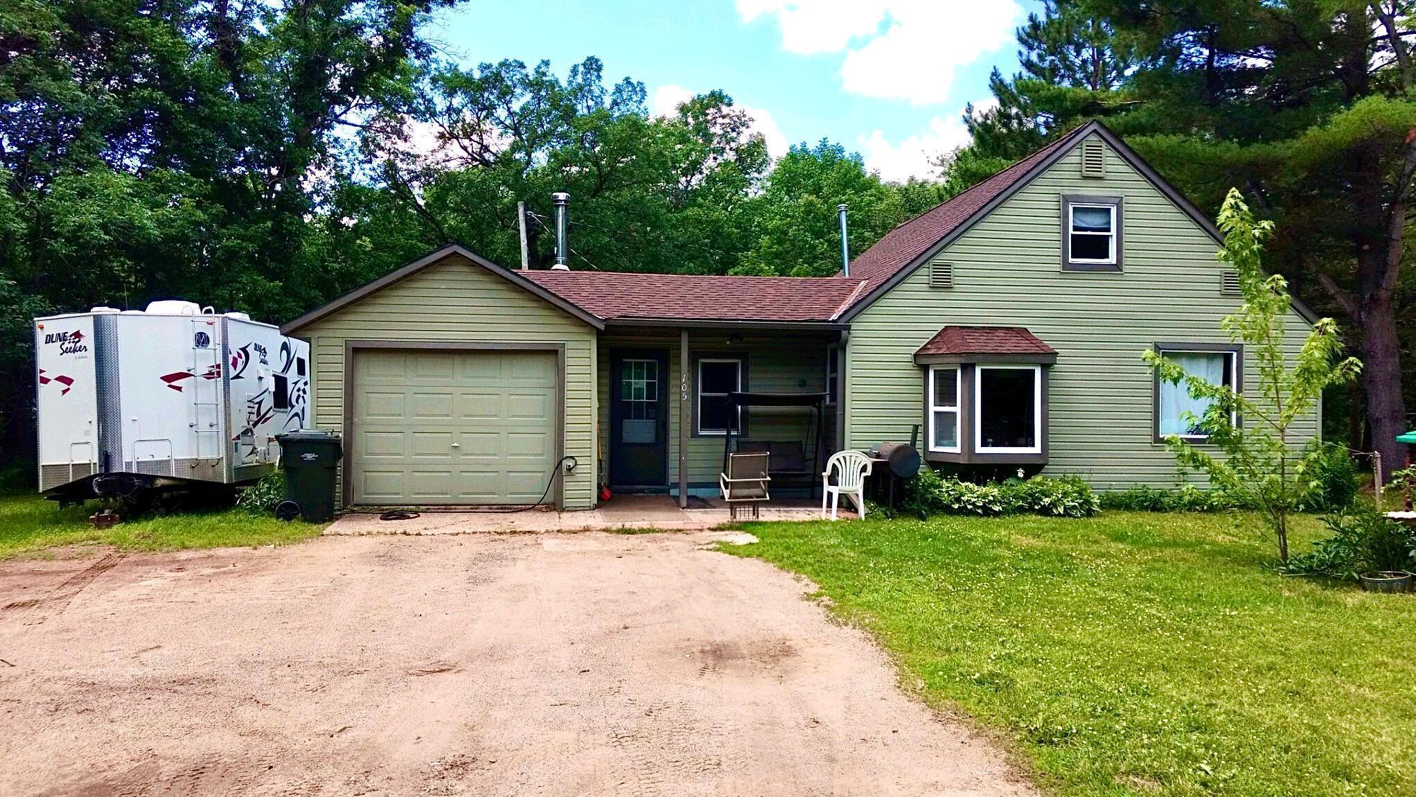 105 Little Elk Property Photo - Randall, MN real estate listing