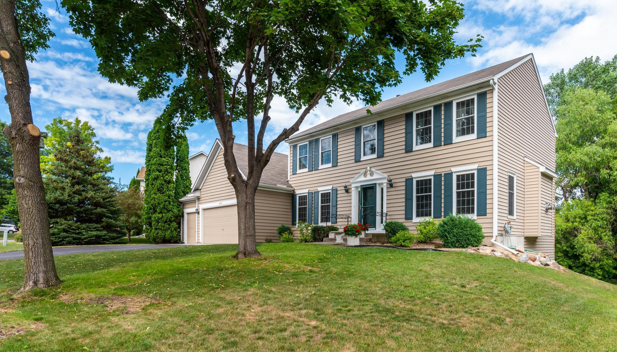 4210 Evergreen Lane N Property Photo - Plymouth, MN real estate listing